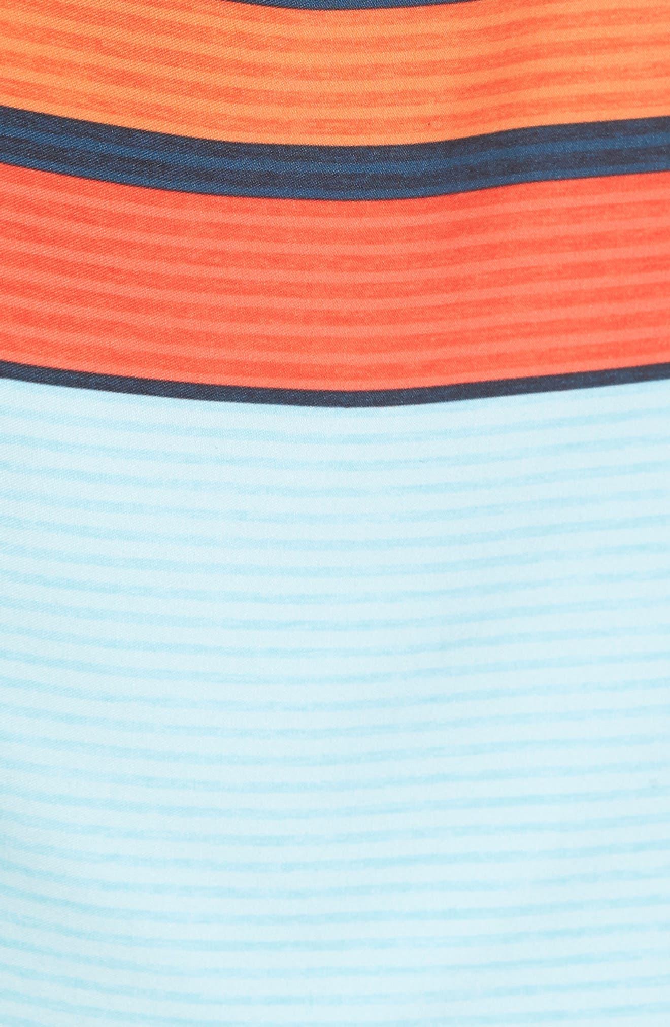 All Day OG Stripe Board Shorts,                             Alternate thumbnail 15, color,