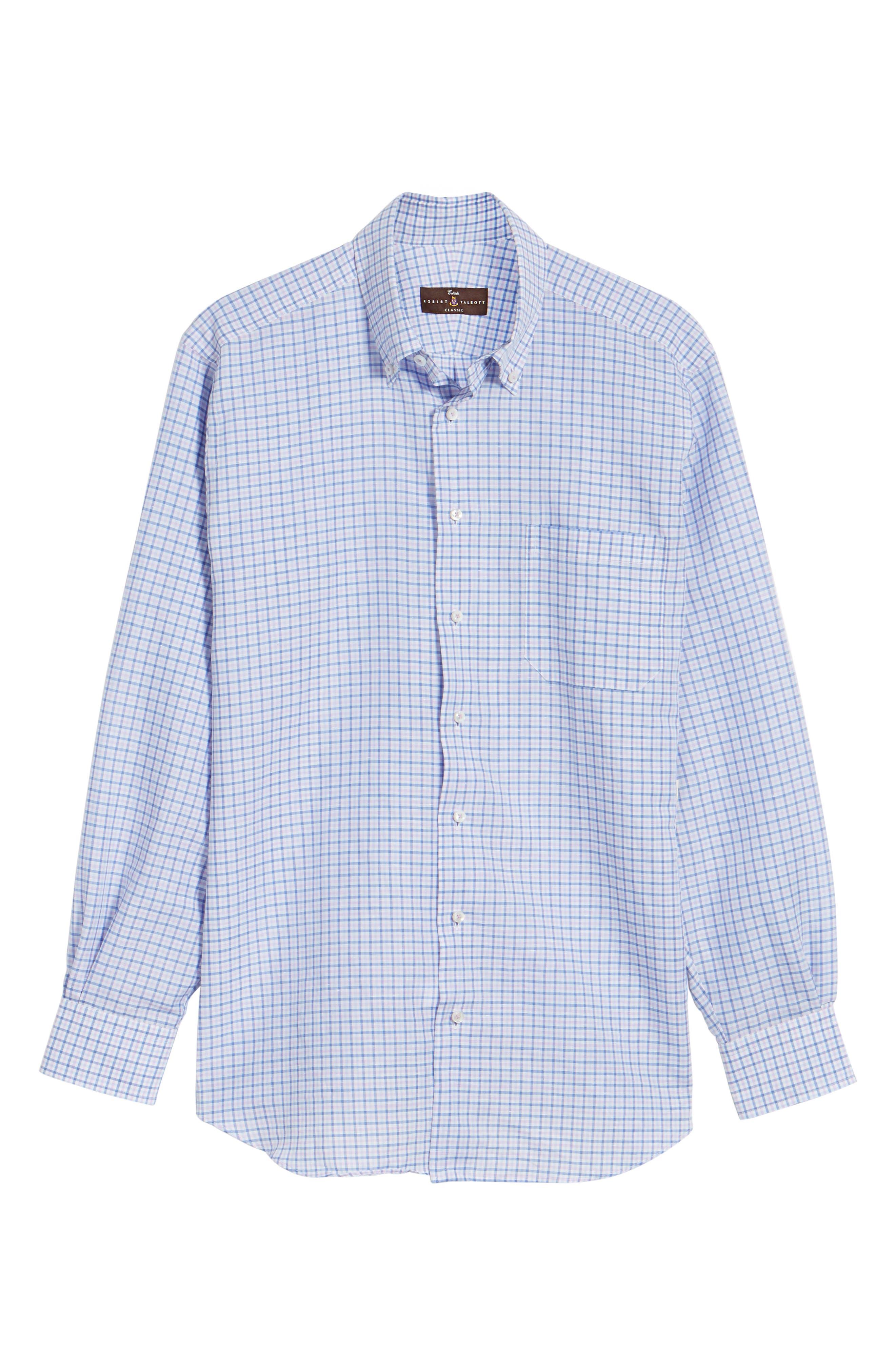 Estate Classic Fit Sport Shirt,                             Alternate thumbnail 6, color,                             540