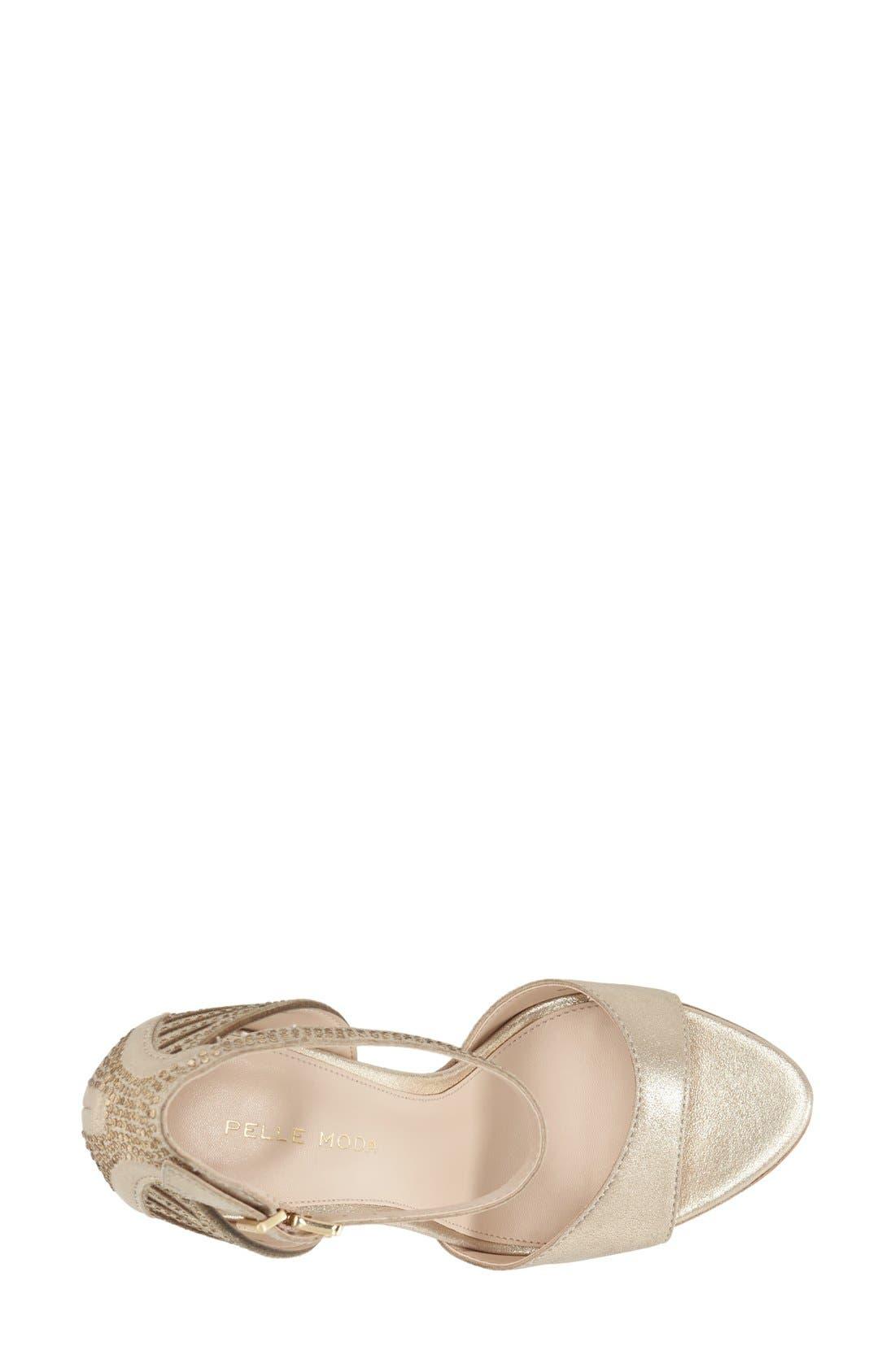 'Fenton' Ankle Strap Sandal,                             Alternate thumbnail 14, color,