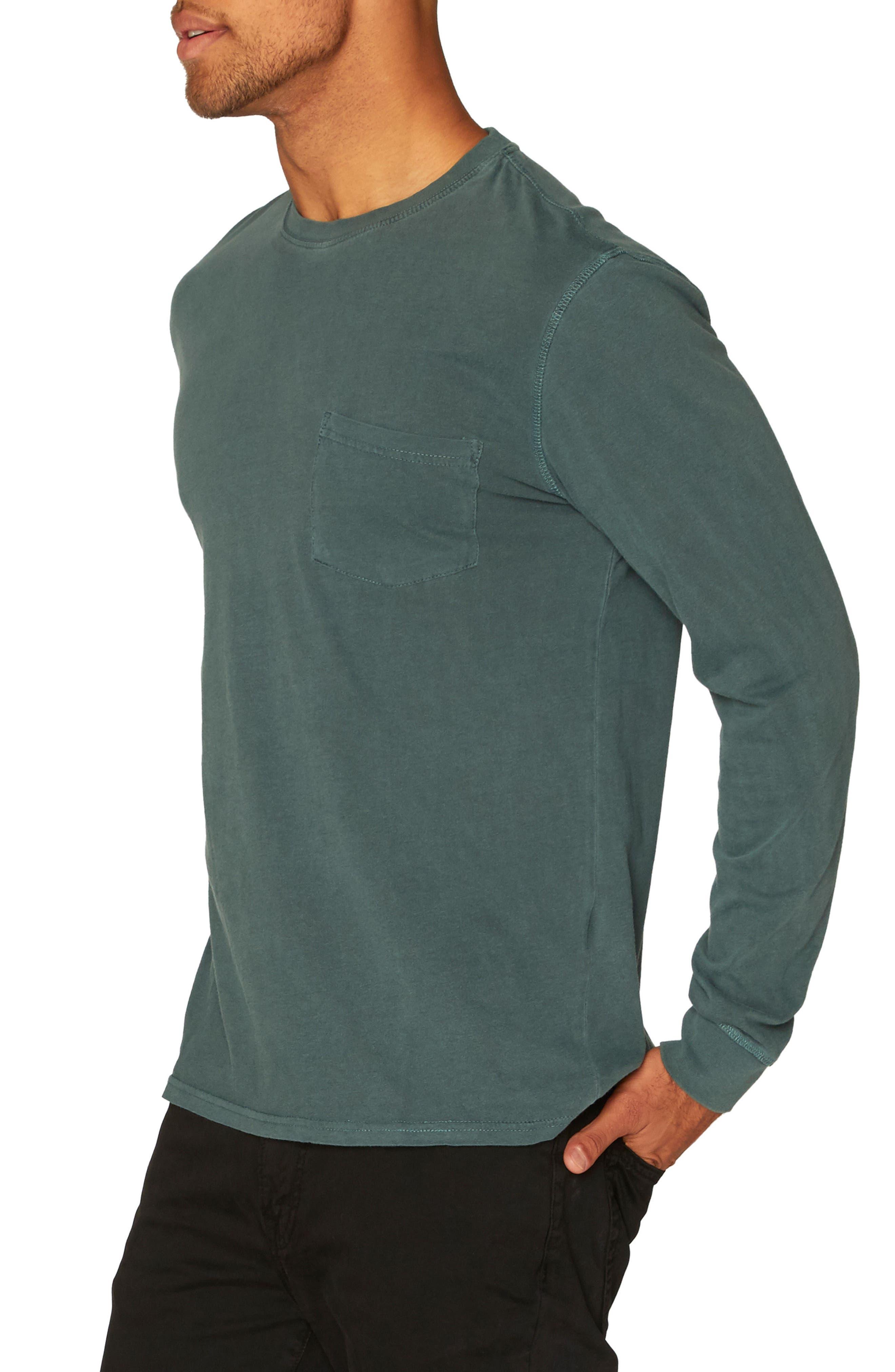 Standard Crew T-Shirt,                             Alternate thumbnail 6, color,