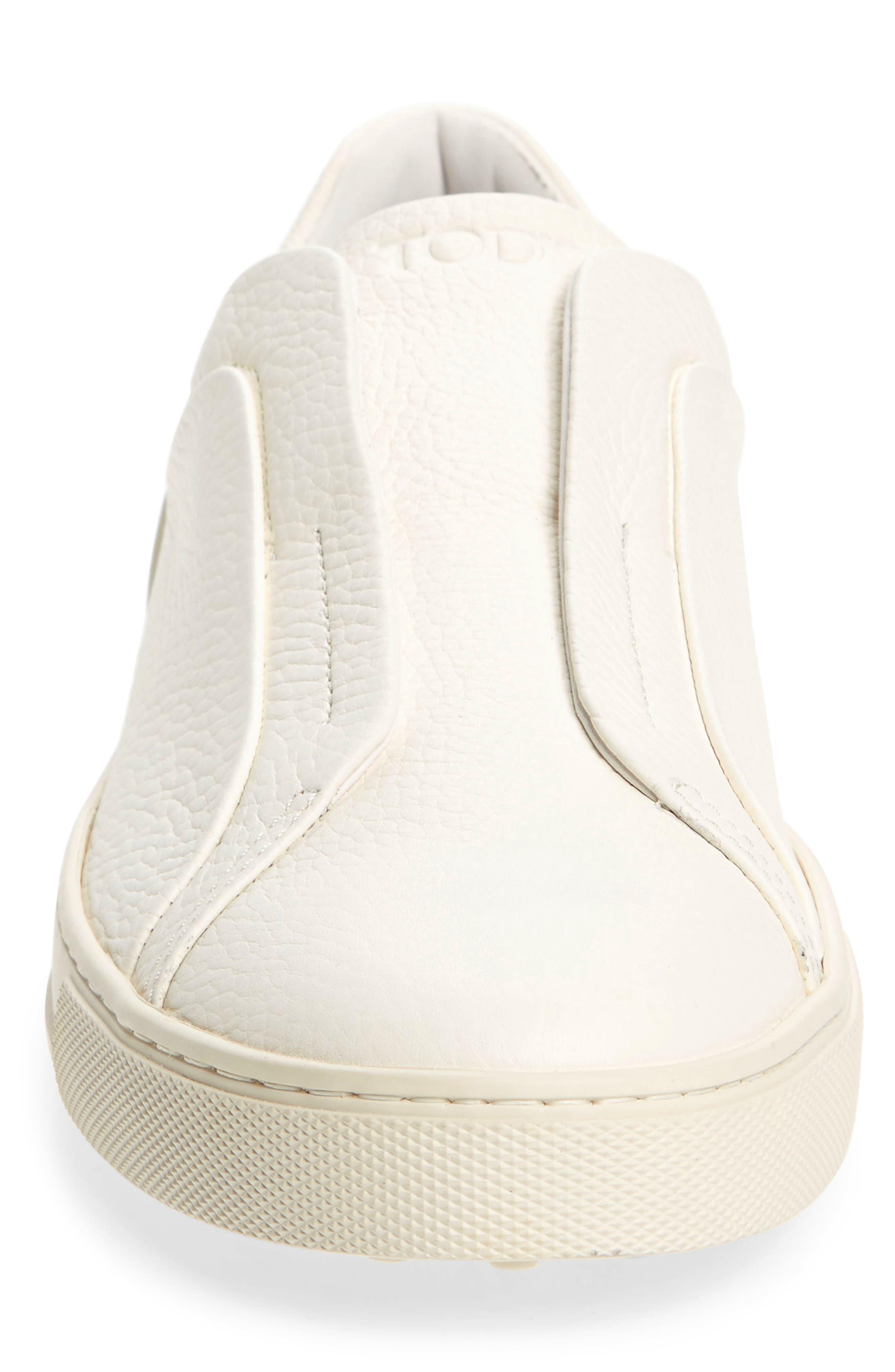 Cassetta Slip-on Sneaker,                             Alternate thumbnail 4, color,                             100