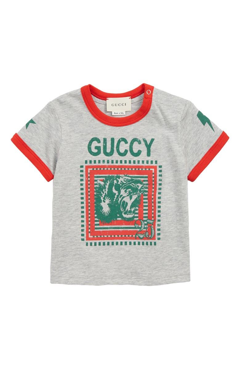 3e71e5268ae8 Gucci Guccy T-Shirt (Baby Boys)