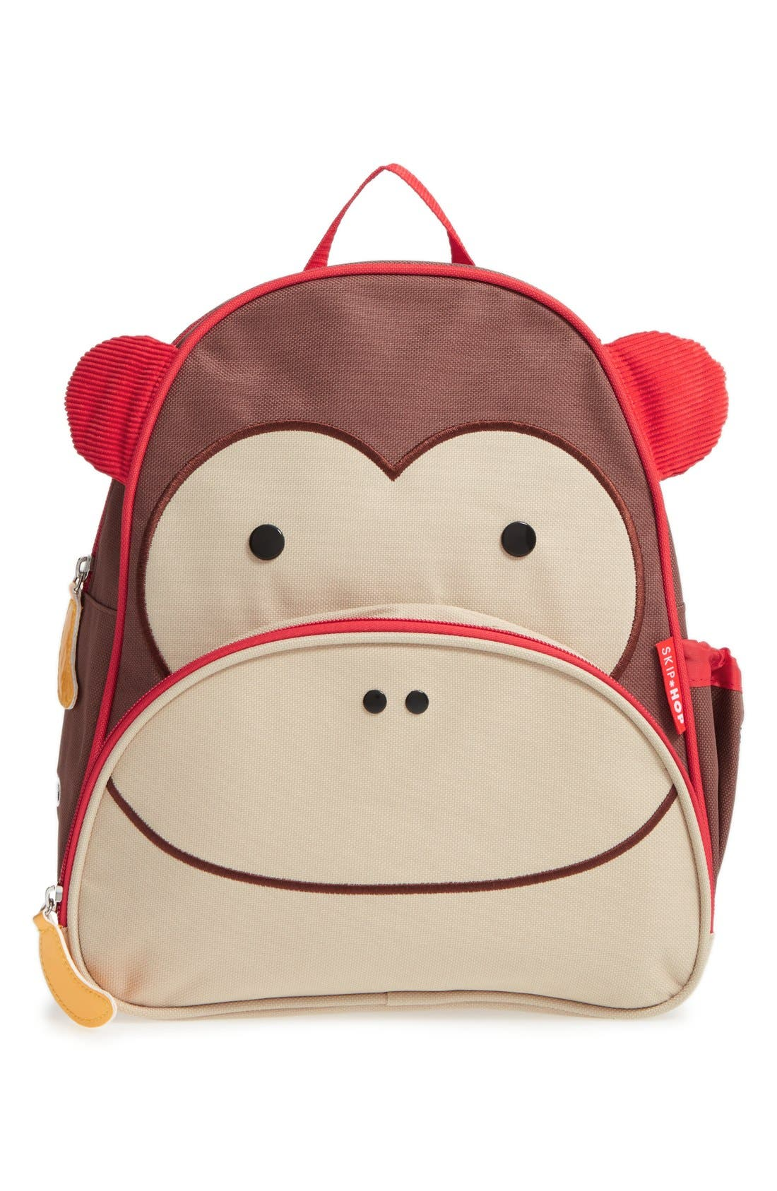 Zoo Pack Backpack,                         Main,                         color, BROWN