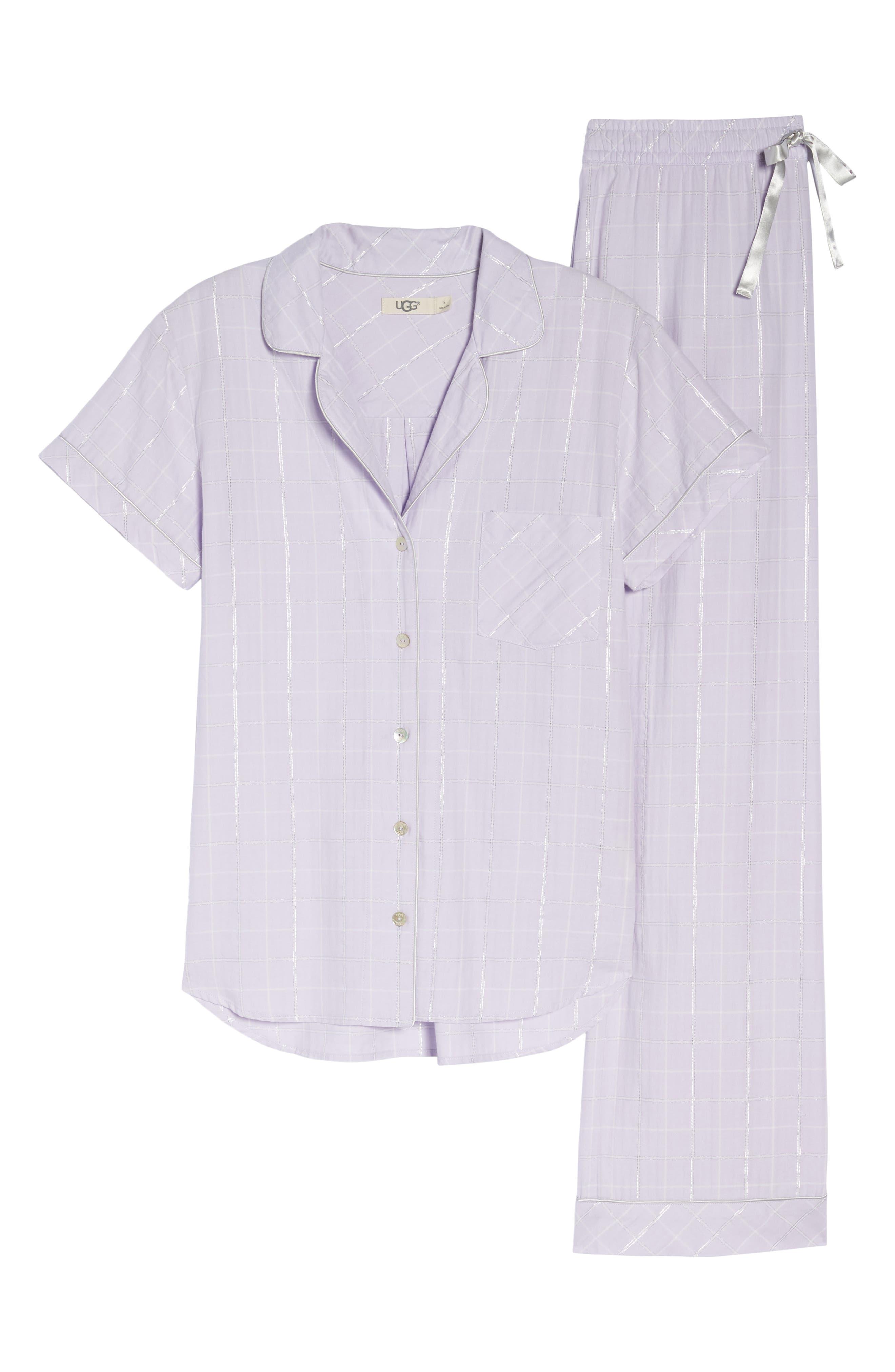 Rosan Sparkle Pajamas,                             Alternate thumbnail 6, color,                             538