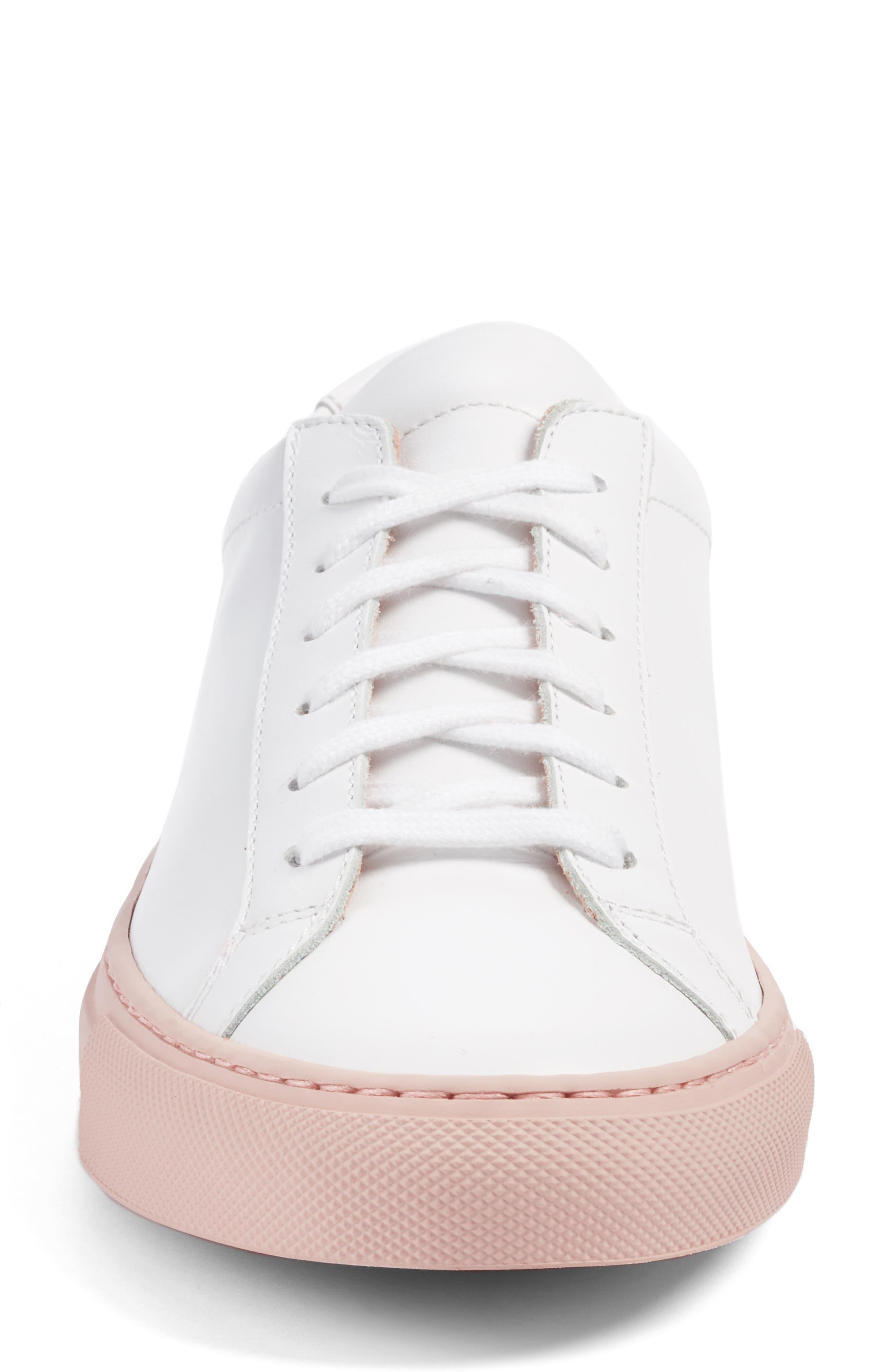 Achilles Sneaker,                             Alternate thumbnail 4, color,                             101