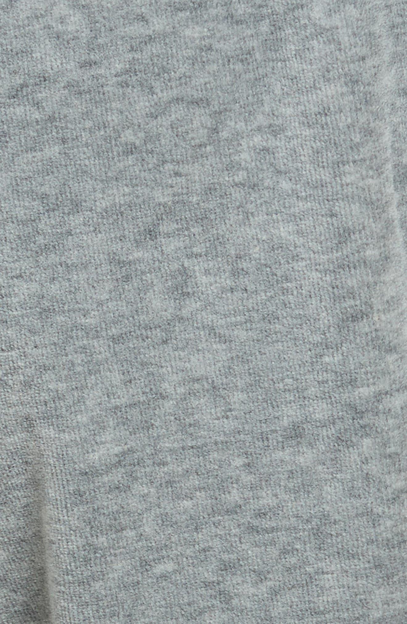 Velour Tie Track Pants,                             Alternate thumbnail 5, color,