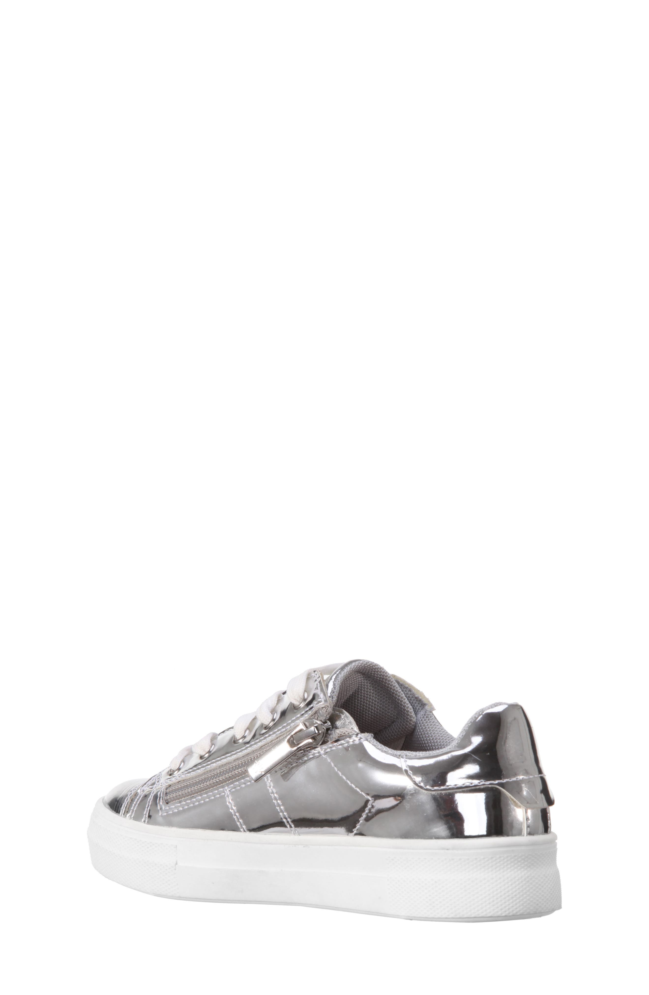 Rochella Metallic Sneaker,                             Alternate thumbnail 2, color,                             048