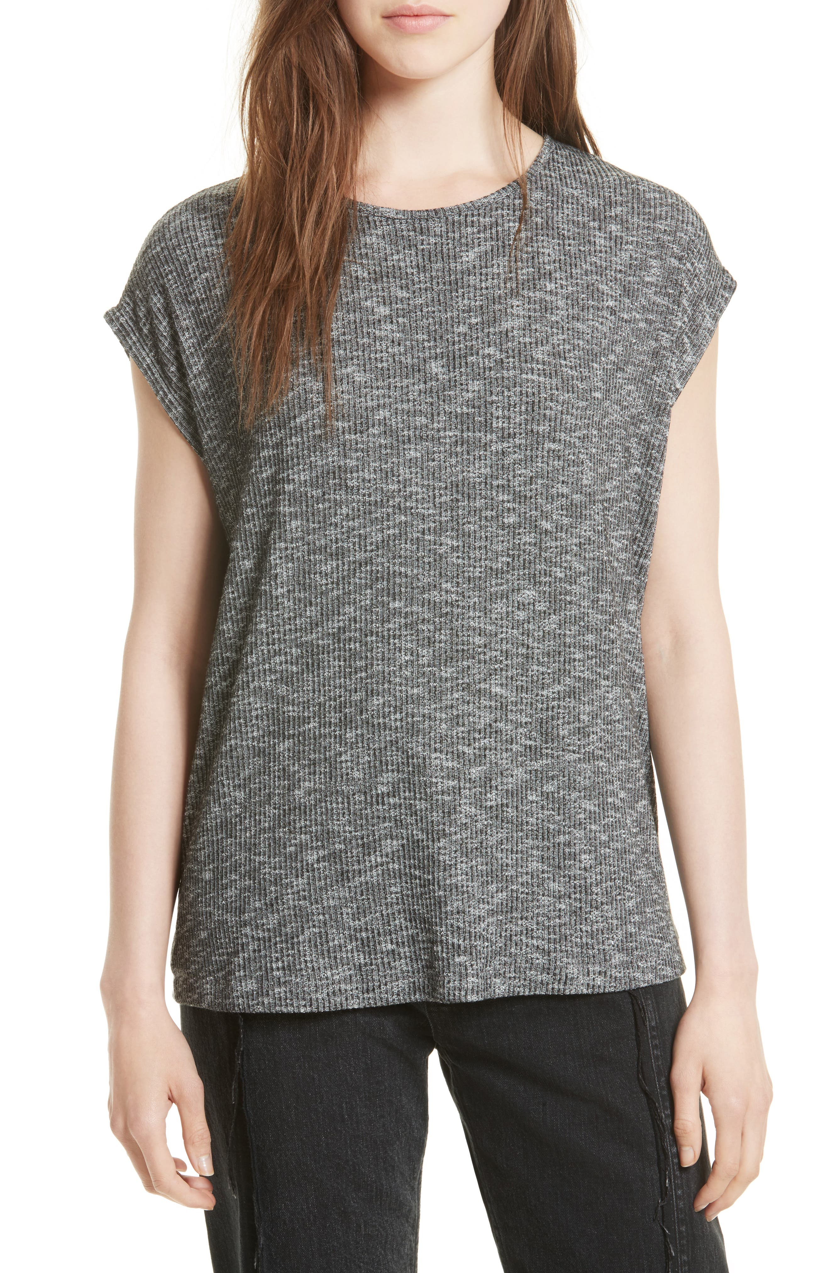 Knot Back Tee,                         Main,                         color, 176