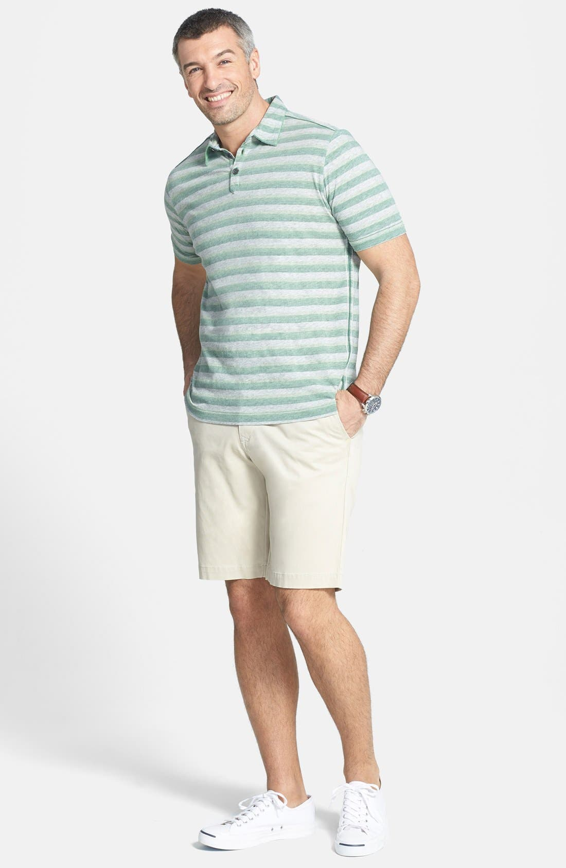 'Bedford & Sons' Shorts,                         Main,                         color, 204