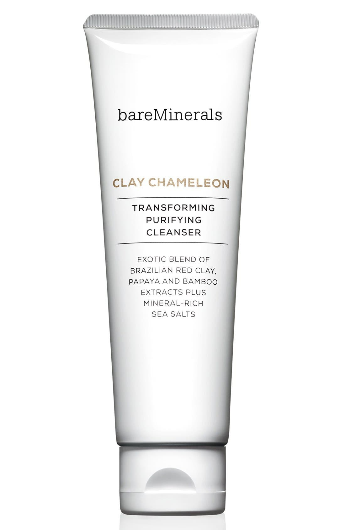 Clay Chameleon Transforming Purifying Cleanser,                         Main,                         color, NO COLOR
