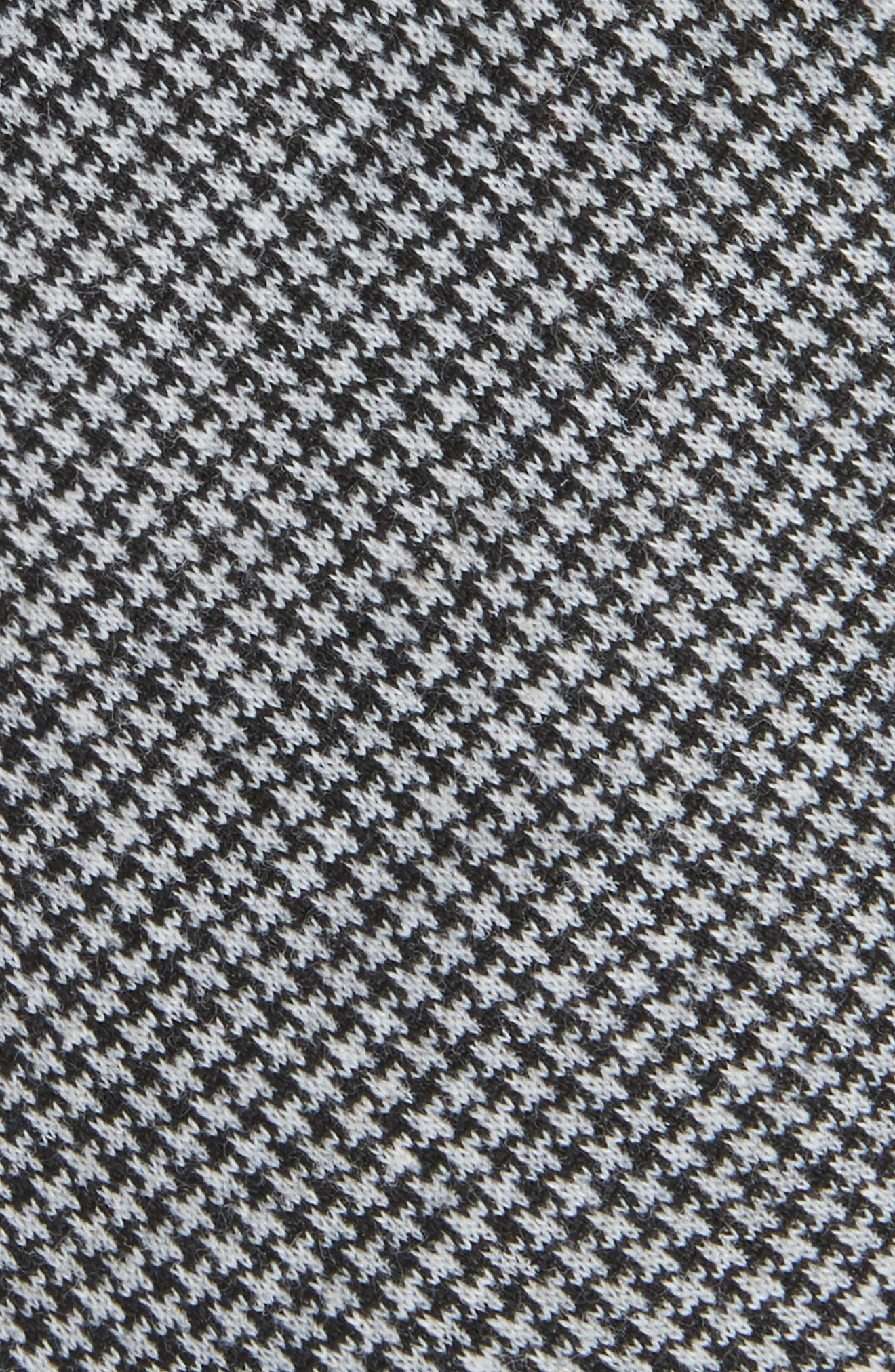 Walton Houndstooth Skinny Tie,                             Alternate thumbnail 2, color,