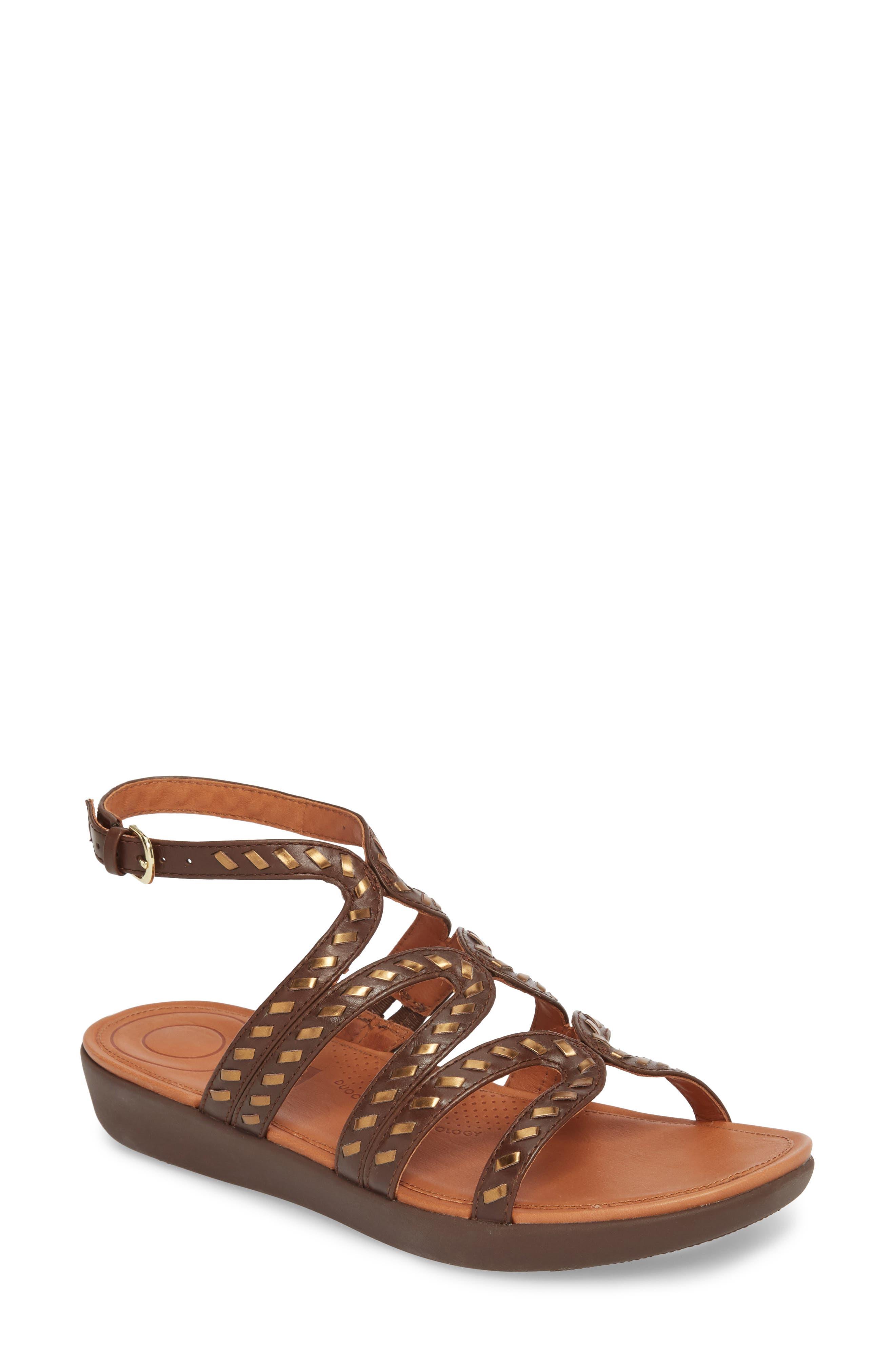 Strata Gladiator Sandal,                         Main,                         color, 200