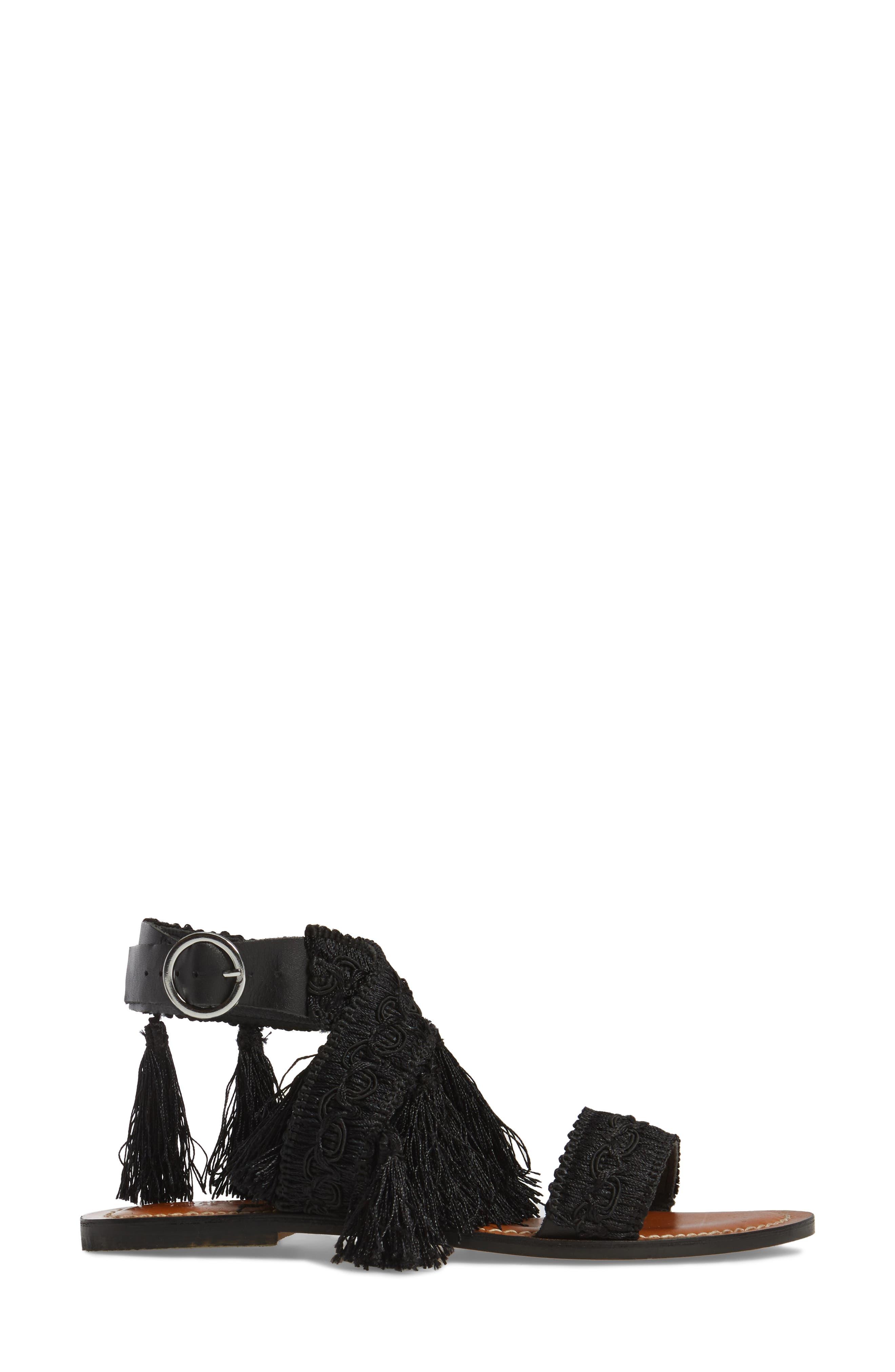 Fiji Sandal,                             Alternate thumbnail 3, color,                             001