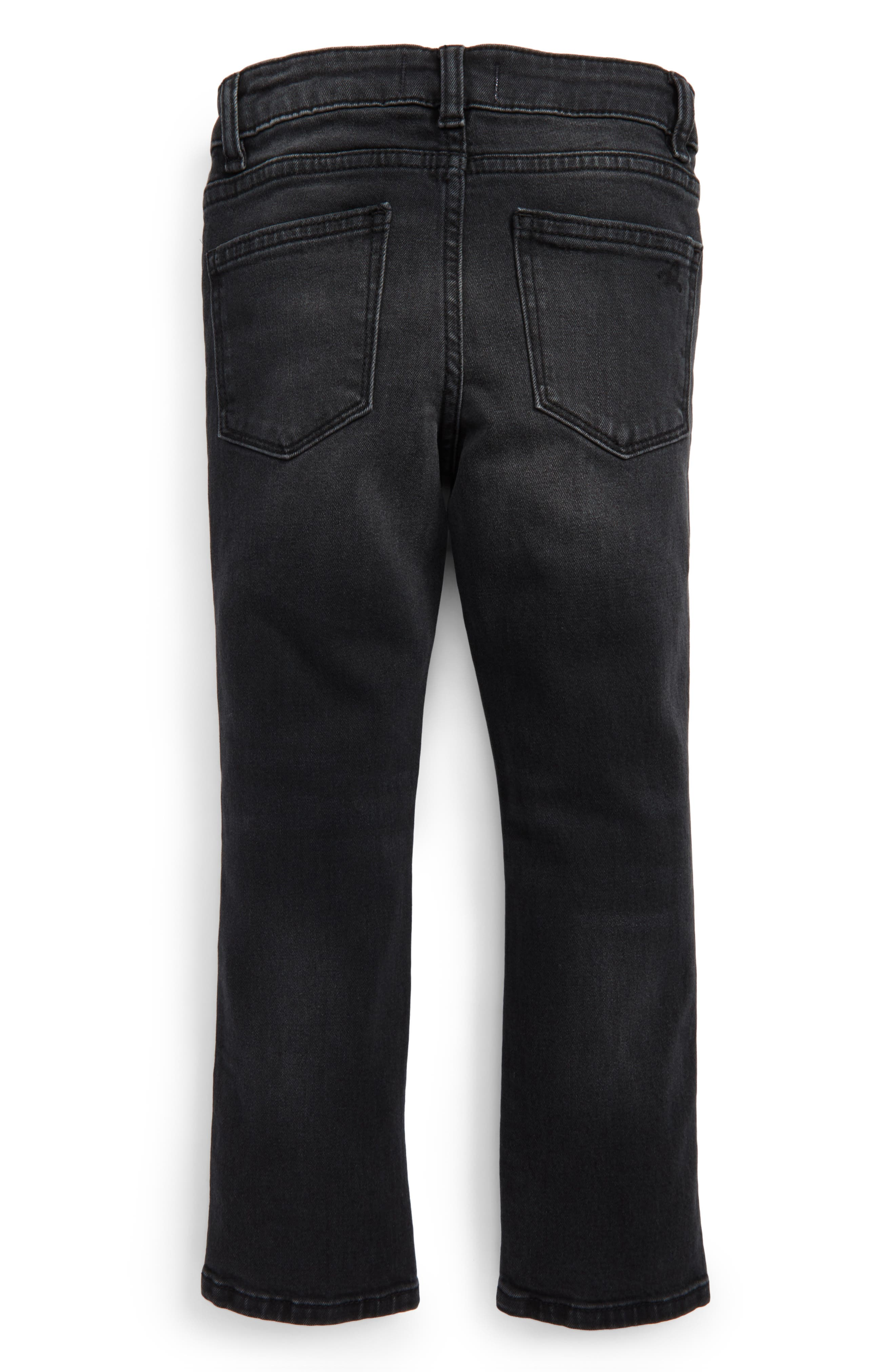 DL 1961 Hawke Skinny Jeans,                             Alternate thumbnail 2, color,                             400
