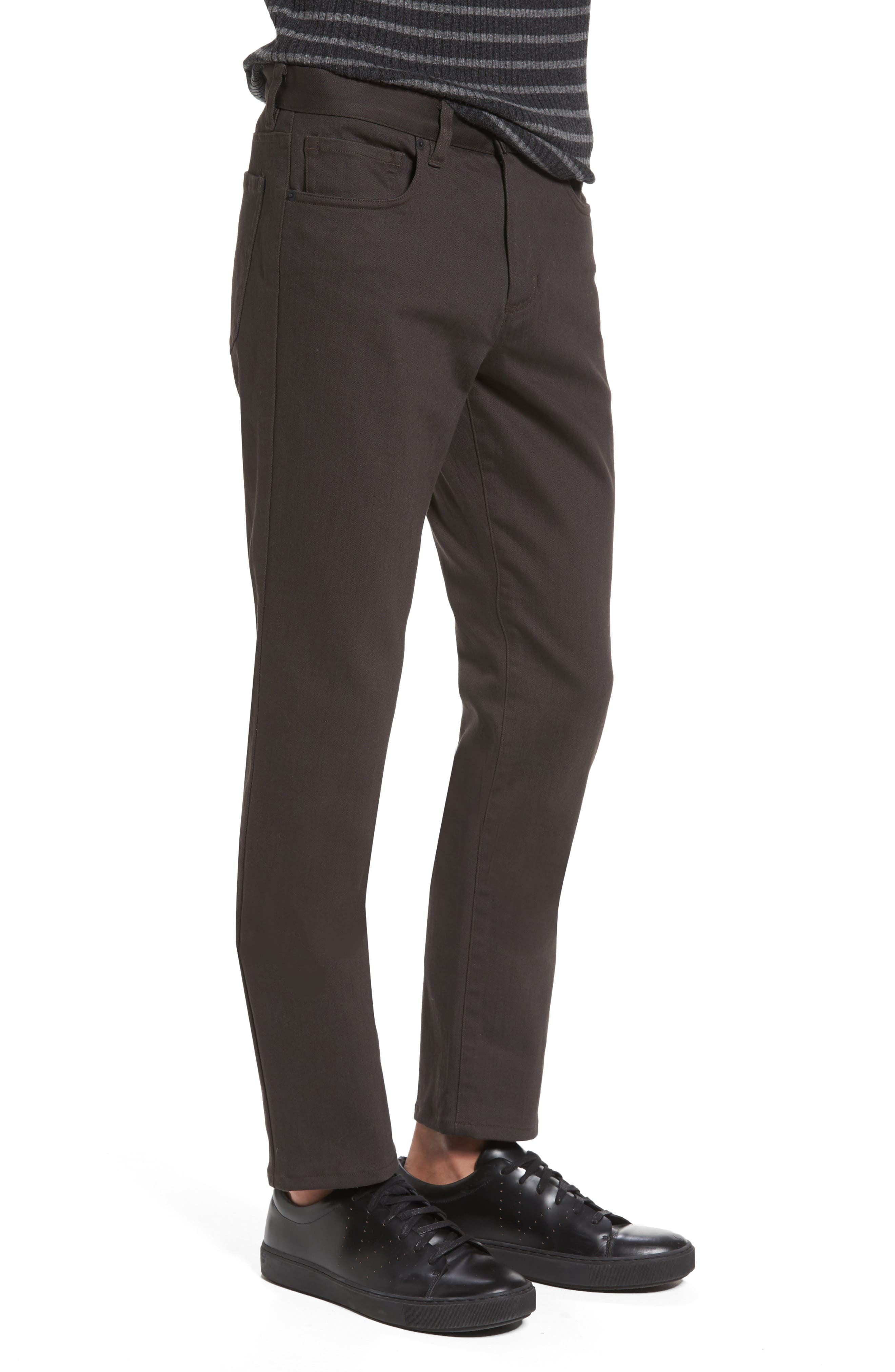 Stretch Twill 5-Pocket Pants,                             Alternate thumbnail 6, color,