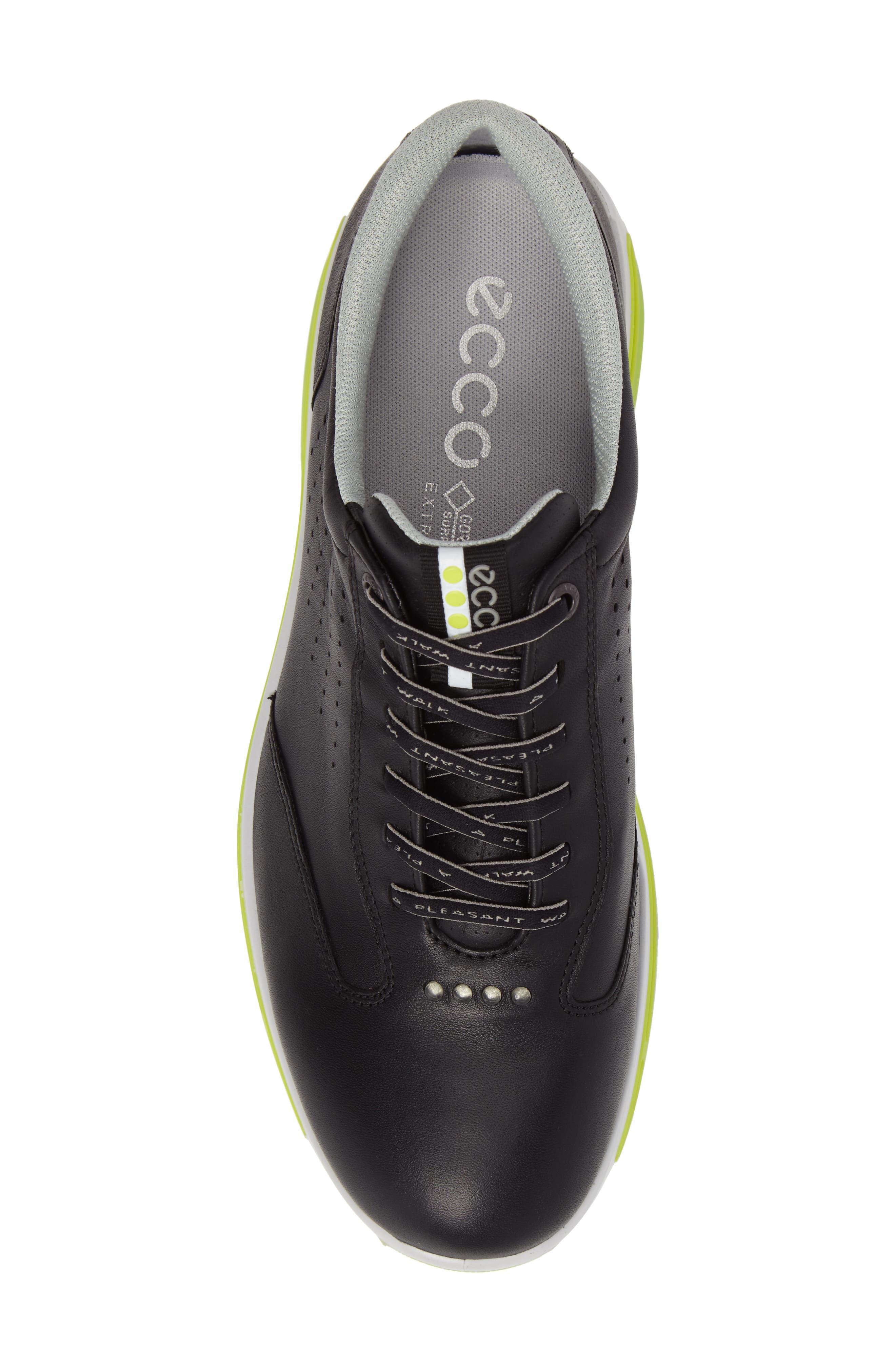 Cool GTX Golf Shoe,                             Alternate thumbnail 5, color,                             001