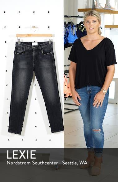 The Fling High Waist Boyfriend Jeans, sales video thumbnail