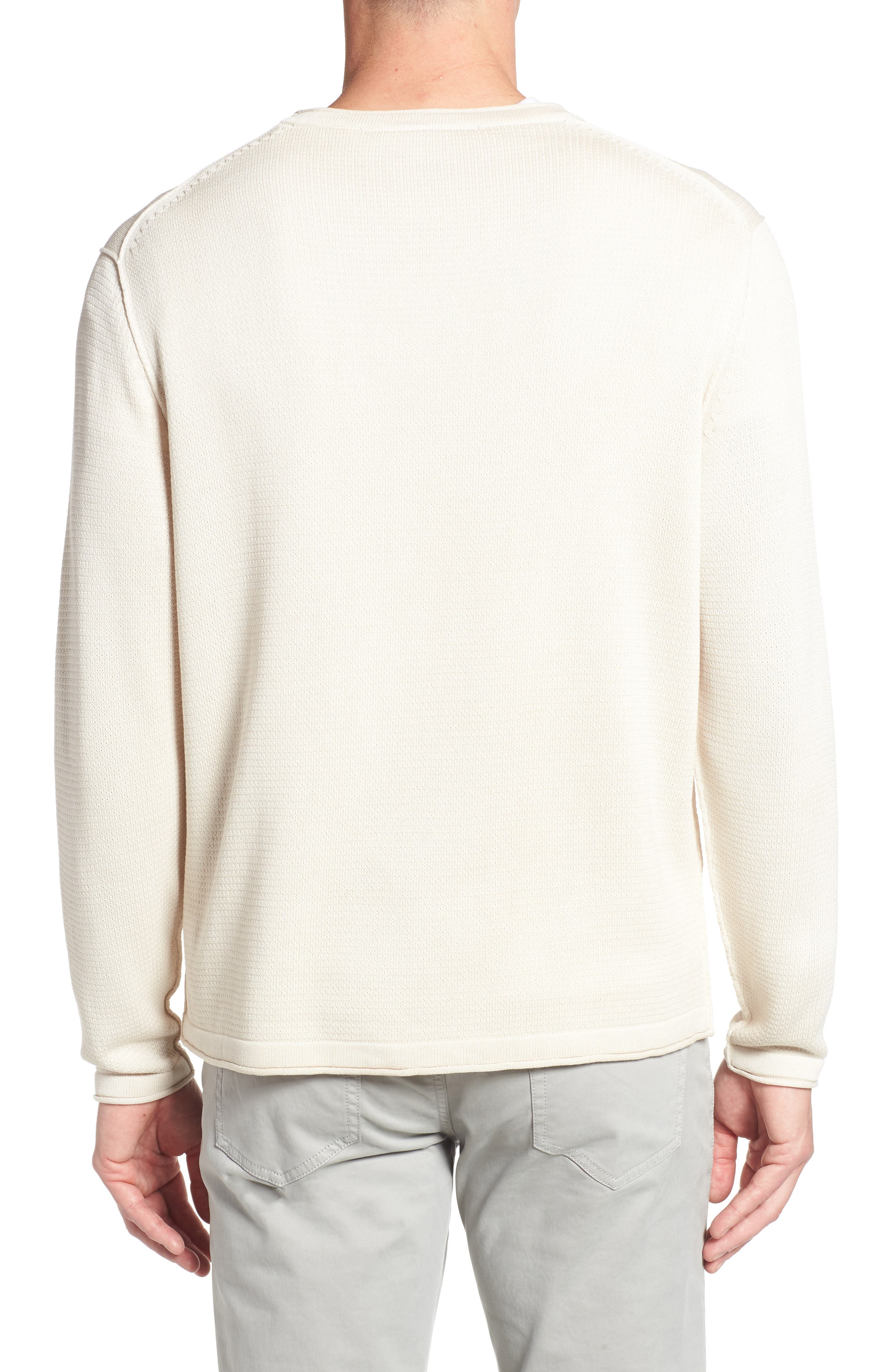 TOMMY BAHAMA,                             South Shore Flip Sweater,                             Alternate thumbnail 3, color,                             200