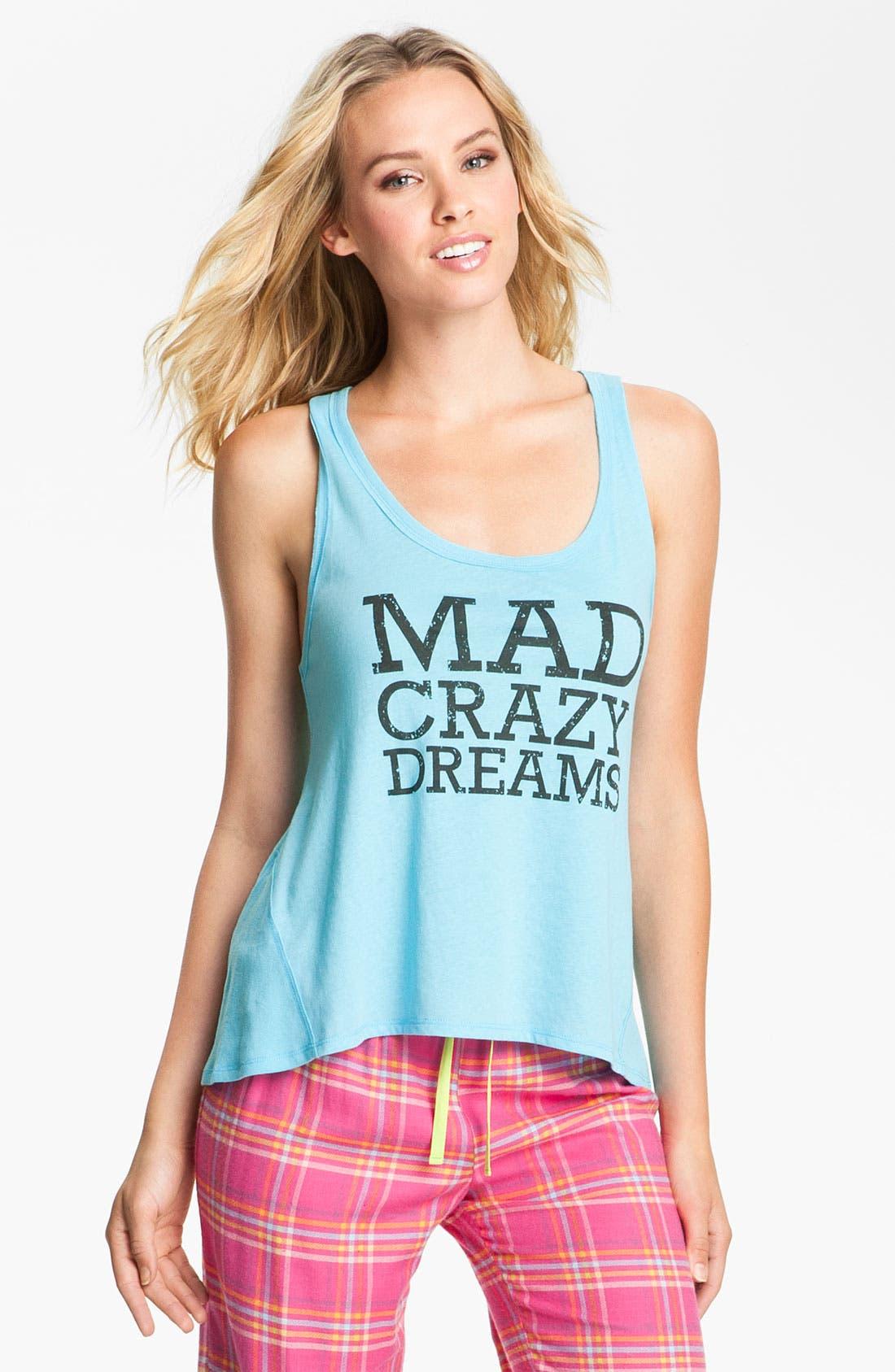 'Mad Crazy Dreams' Tank,                             Main thumbnail 6, color,