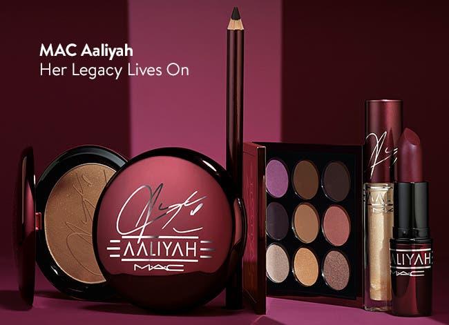 MAC Aaliyah - Her Legacy Lives On.