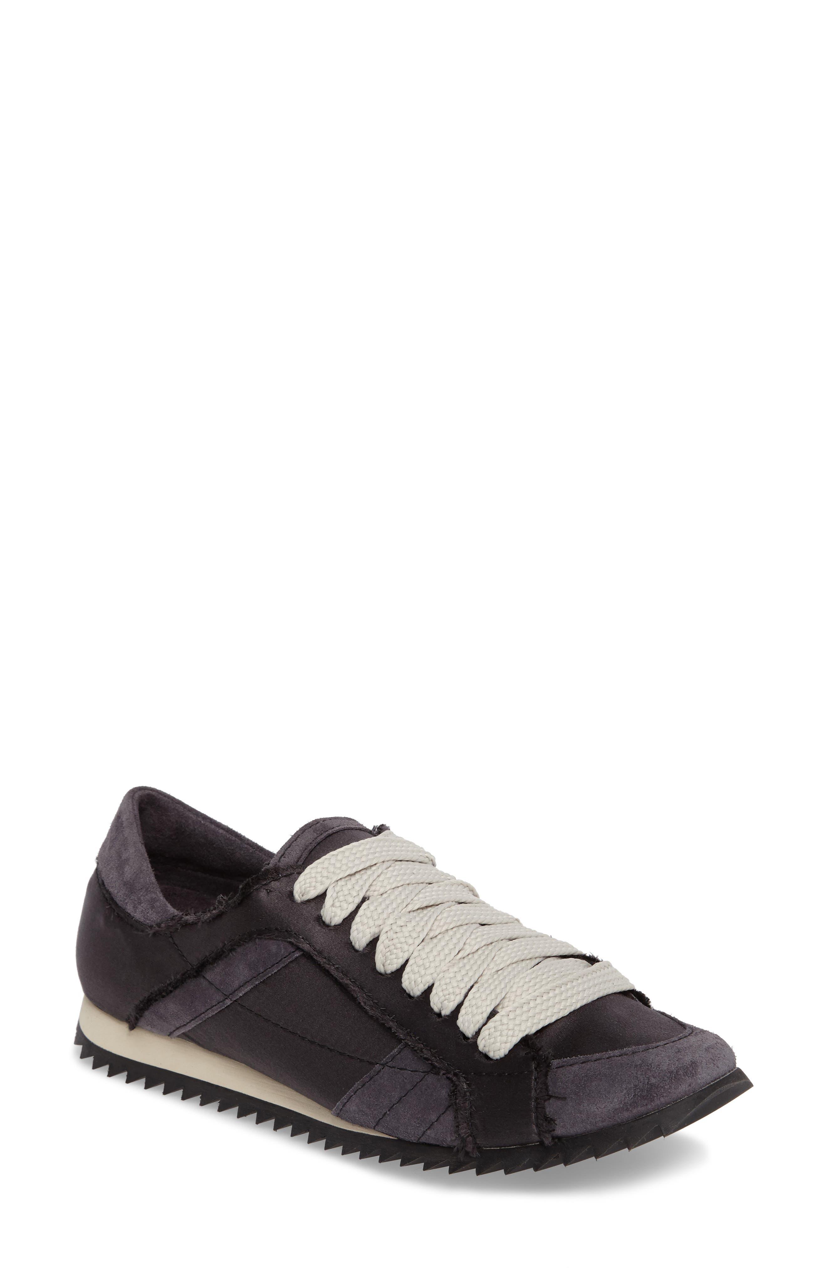 Cristina Trainer Sneaker,                             Main thumbnail 1, color,                             001
