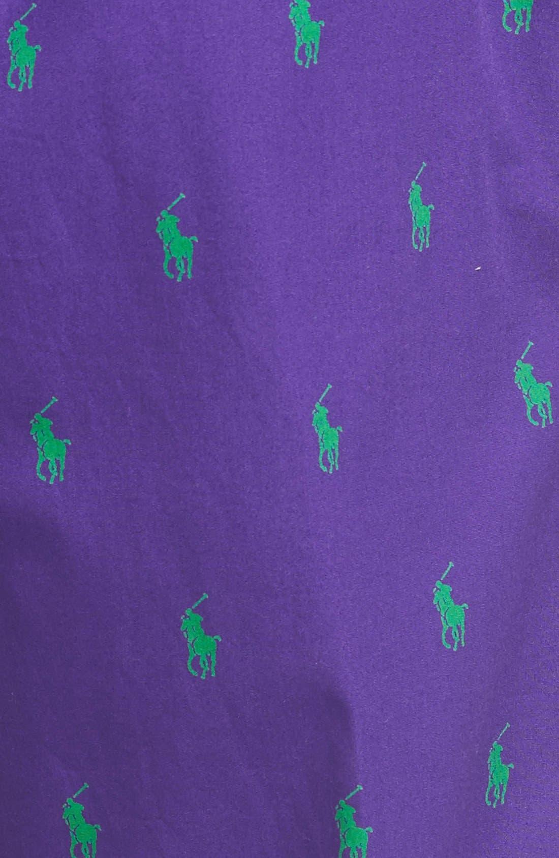 Cotton Lounge Pants,                             Alternate thumbnail 61, color,