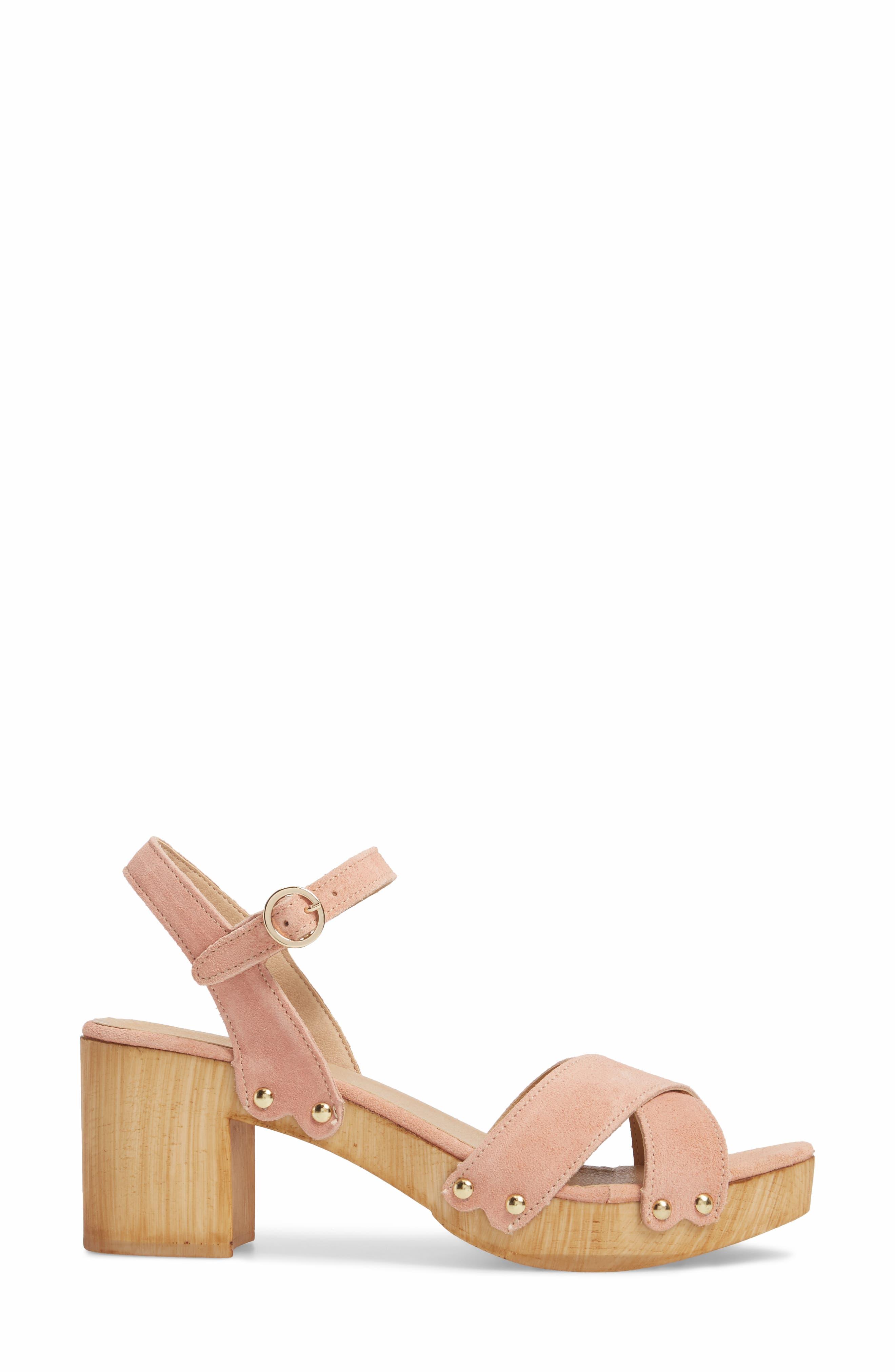 Valerie Platform Sandal,                             Alternate thumbnail 6, color,