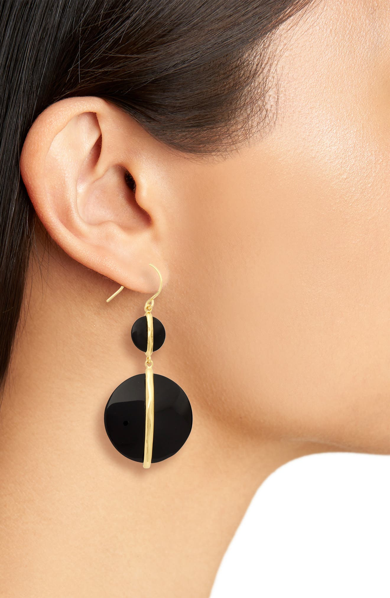 Brinn Drop Earrings,                             Alternate thumbnail 4, color,