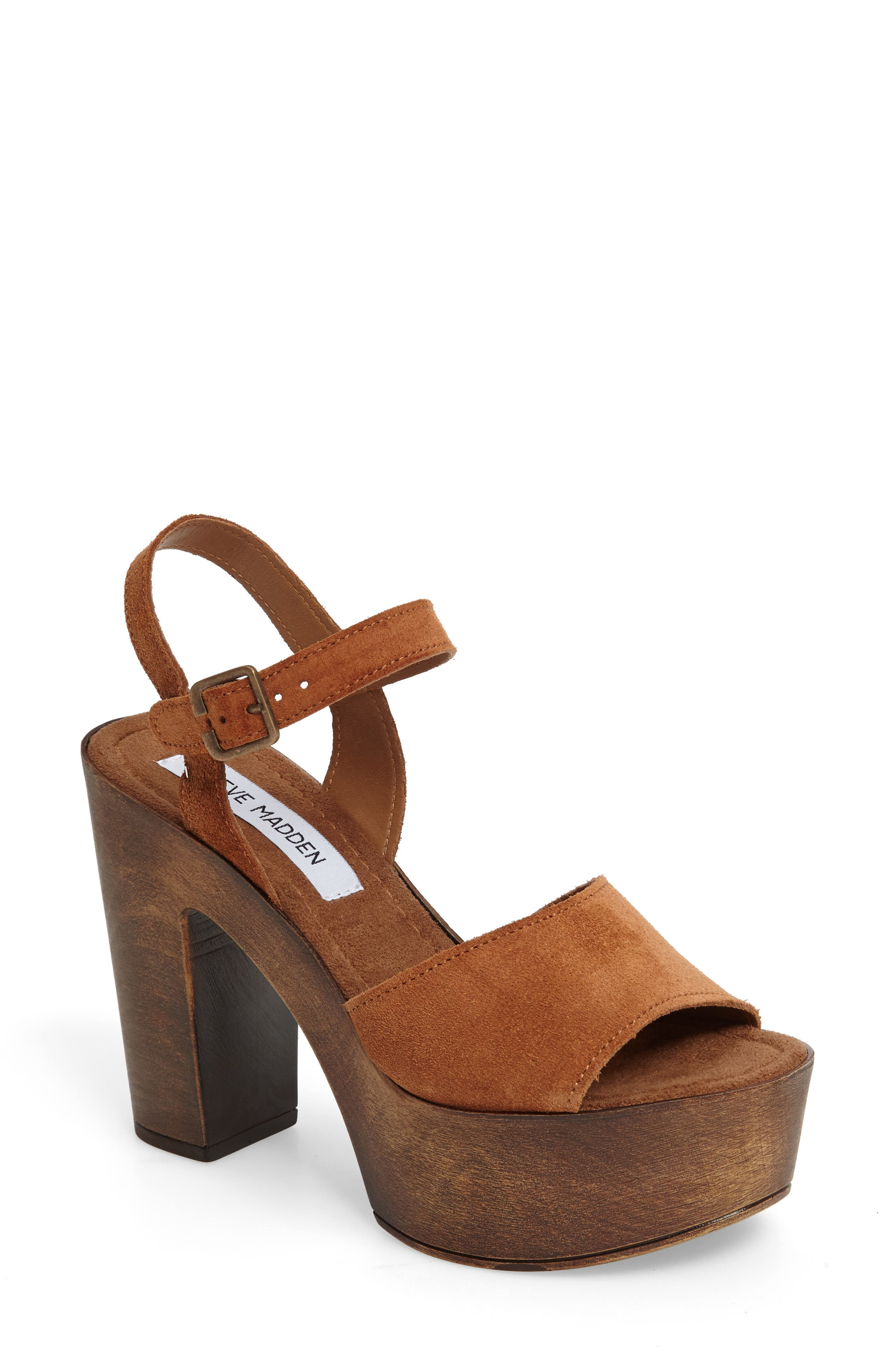 Lulla Platform Sandal,                             Main thumbnail 4, color,