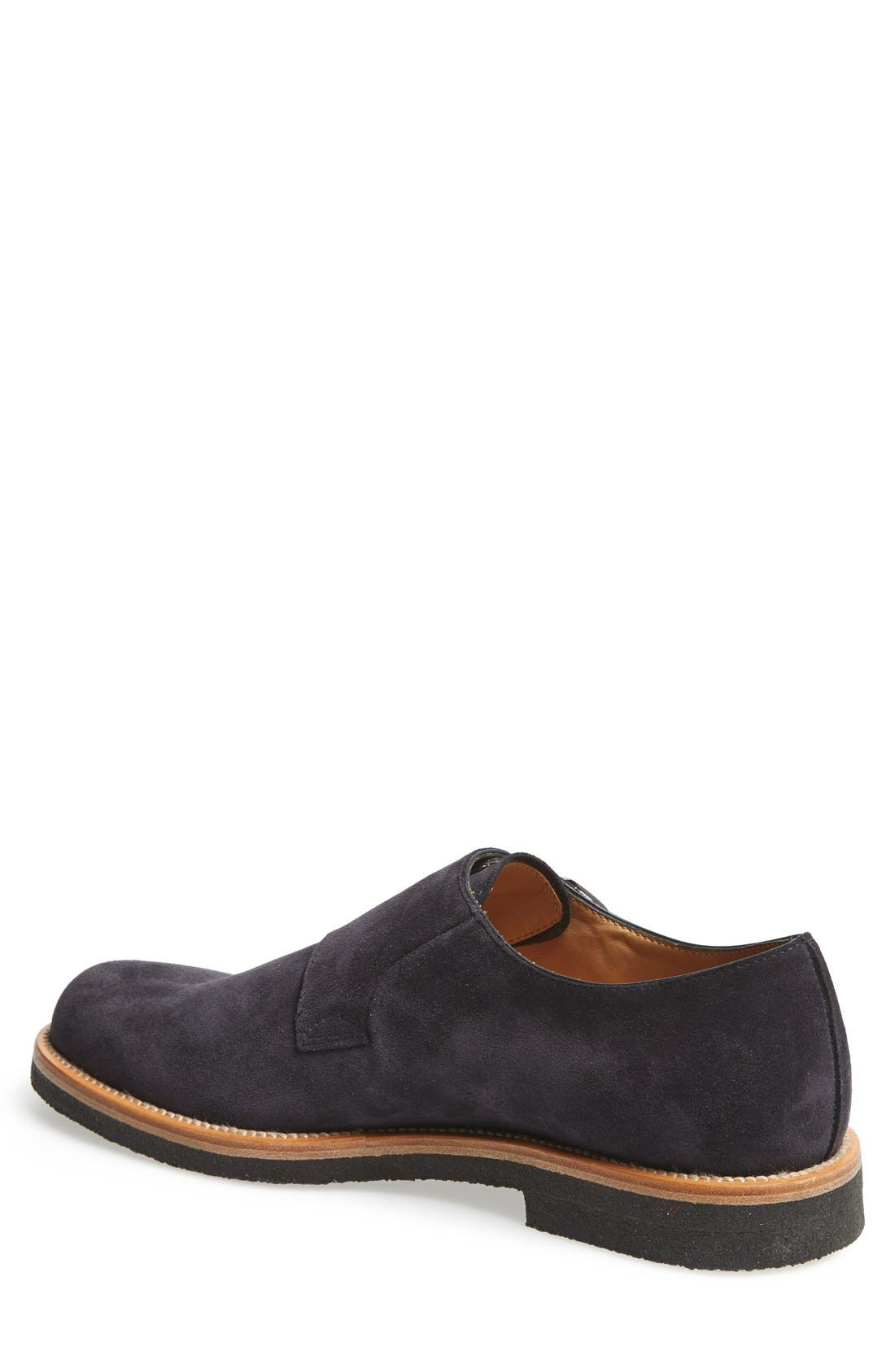 Double Monk Strap Shoe,                             Alternate thumbnail 4, color,                             410