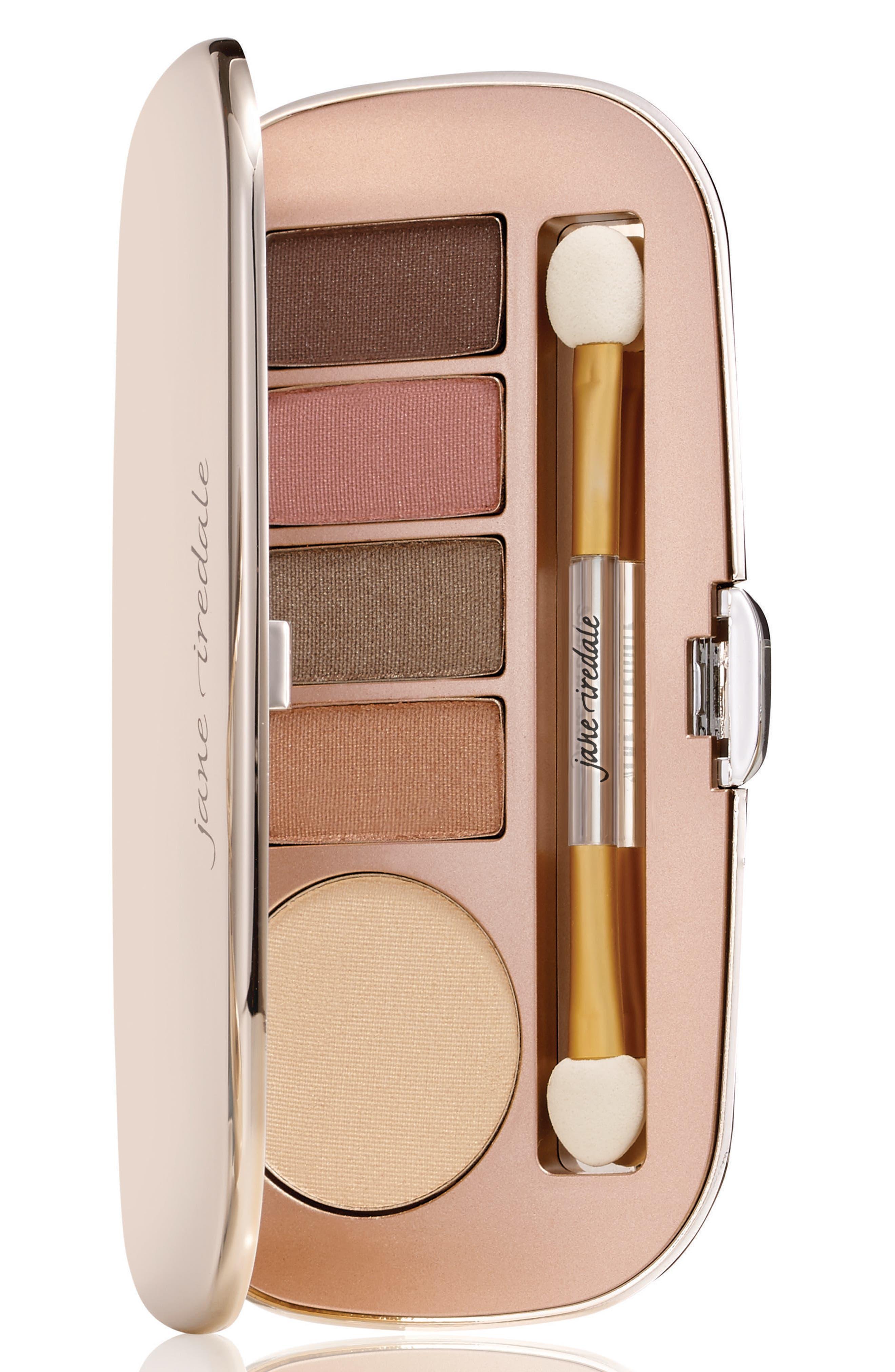 Naturally Glam Eyeshadow Kit,                             Alternate thumbnail 2, color,                             NO COLOR