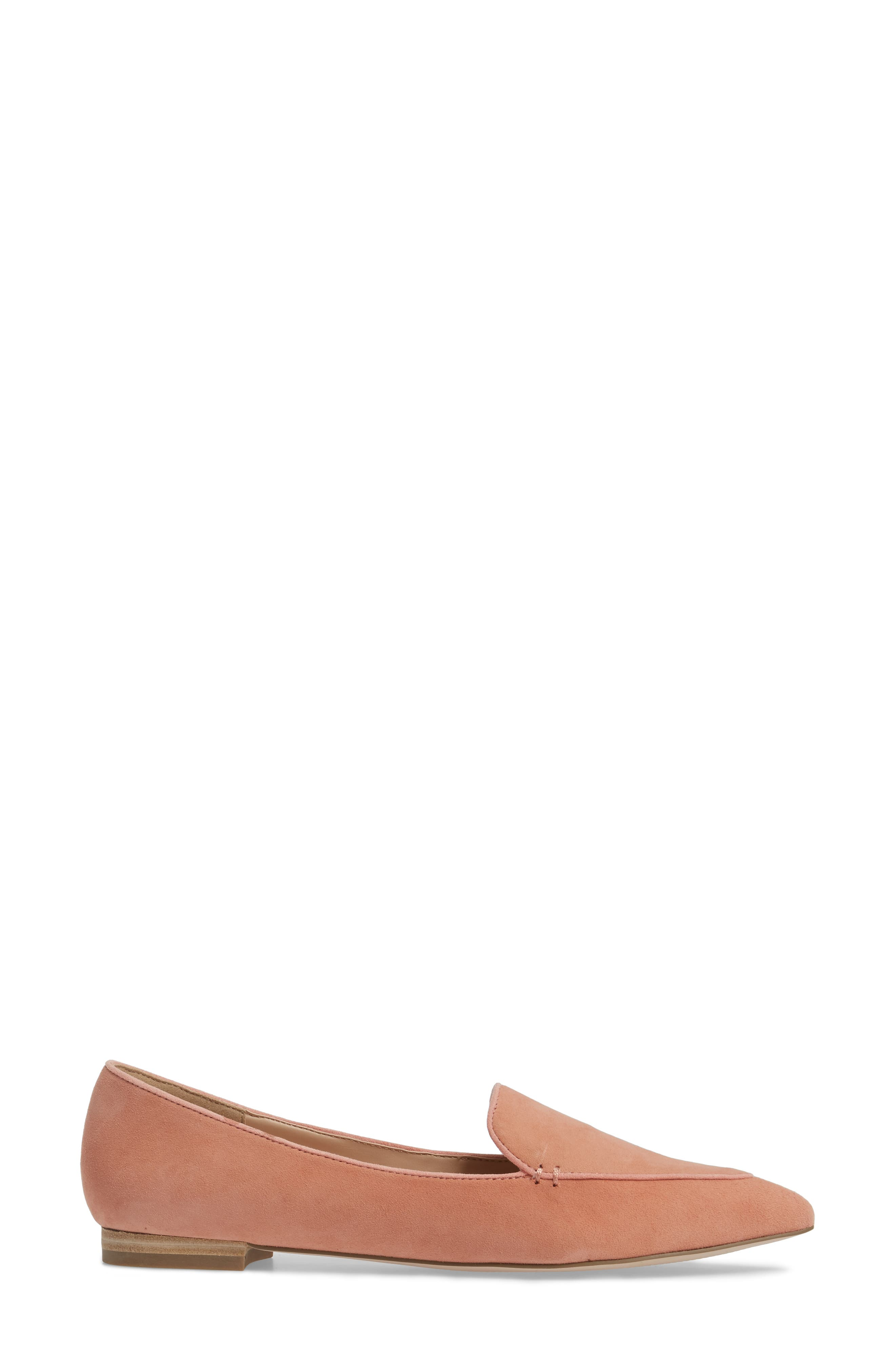 'Cammila' Pointy Toe Loafer,                             Alternate thumbnail 33, color,