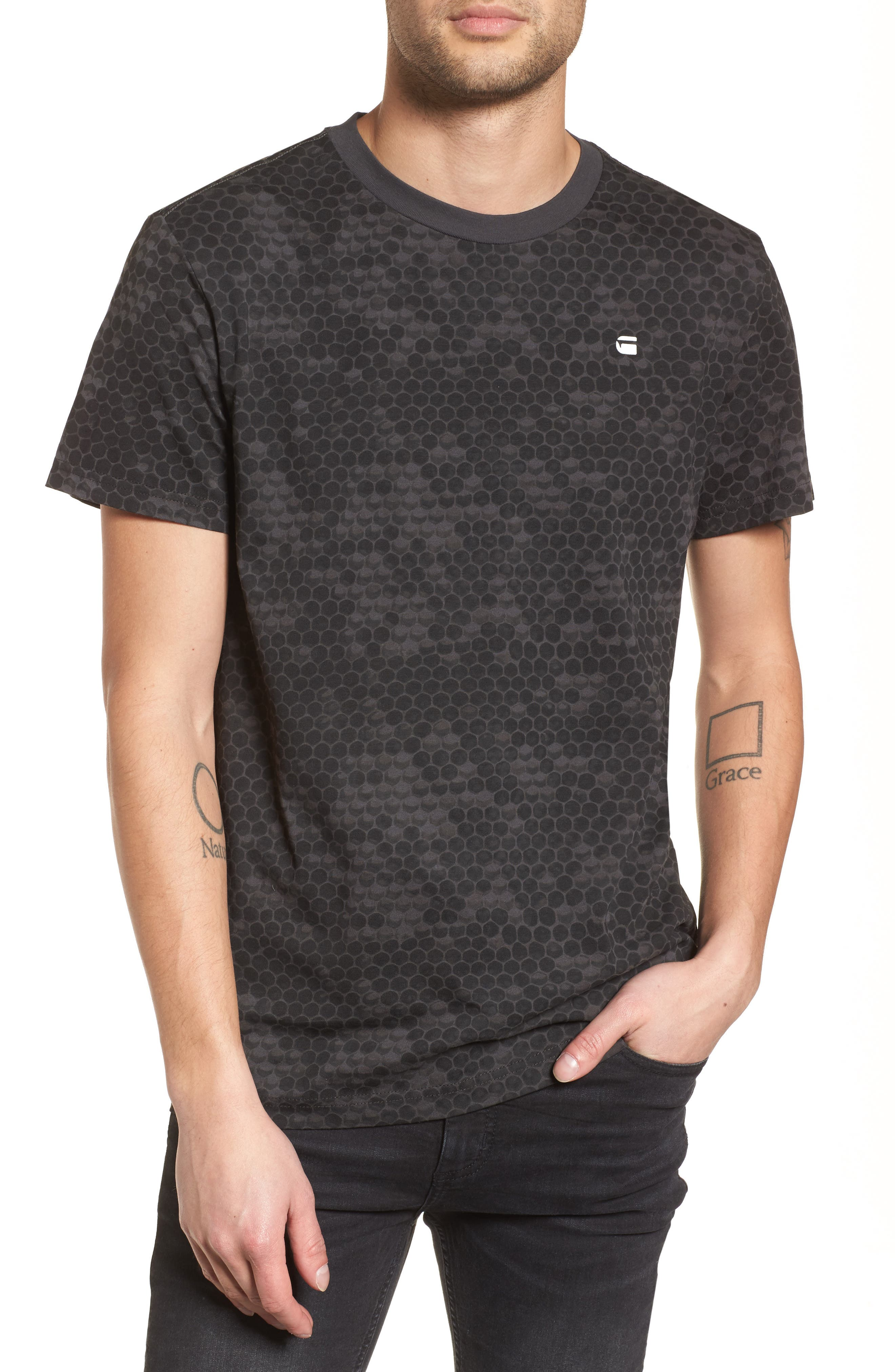 Classic Hoc T-Shirt,                         Main,                         color, 930