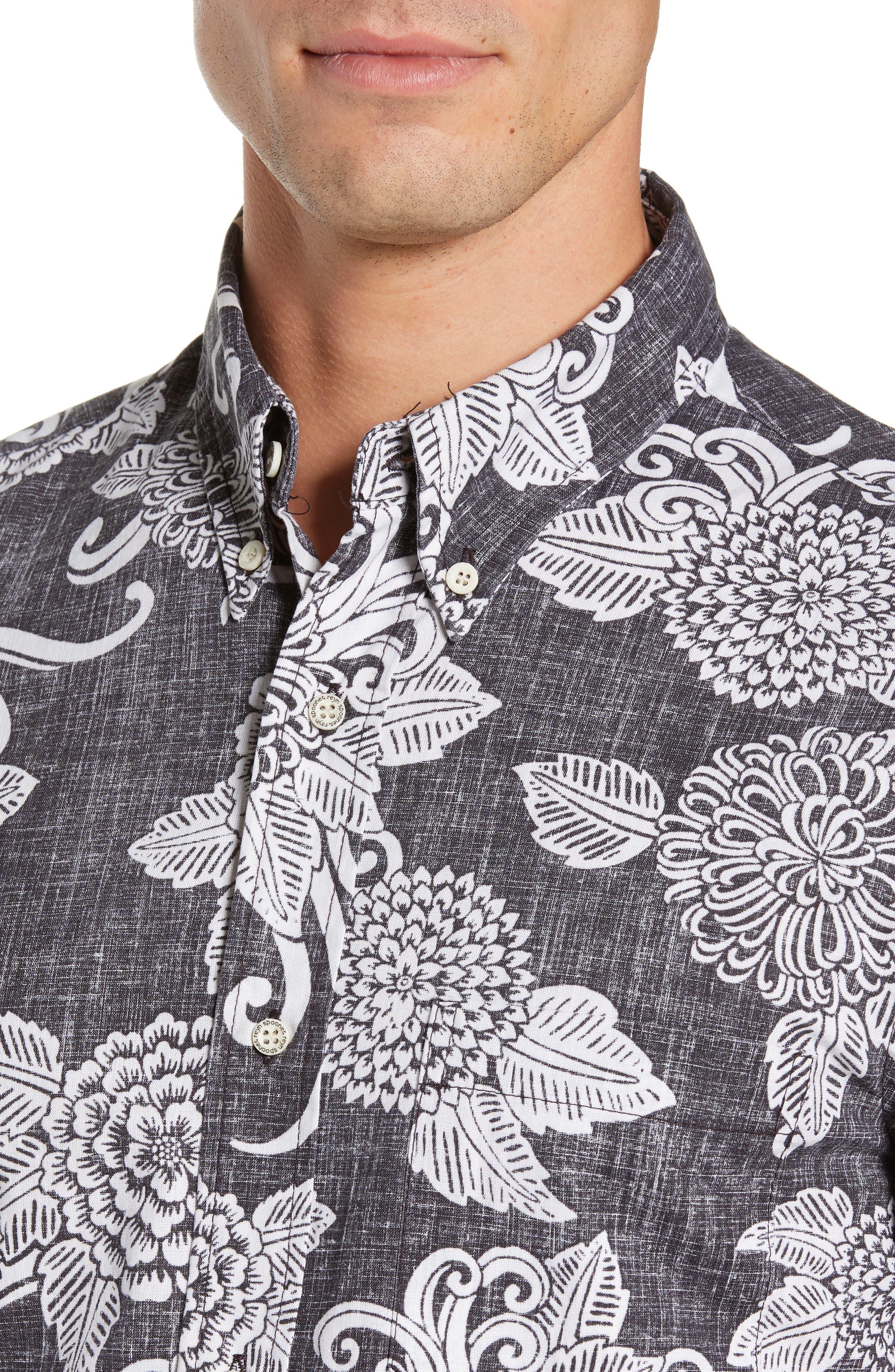 Opti Mums Regular Fit Sport Shirt,                             Alternate thumbnail 2, color,                             BLACK