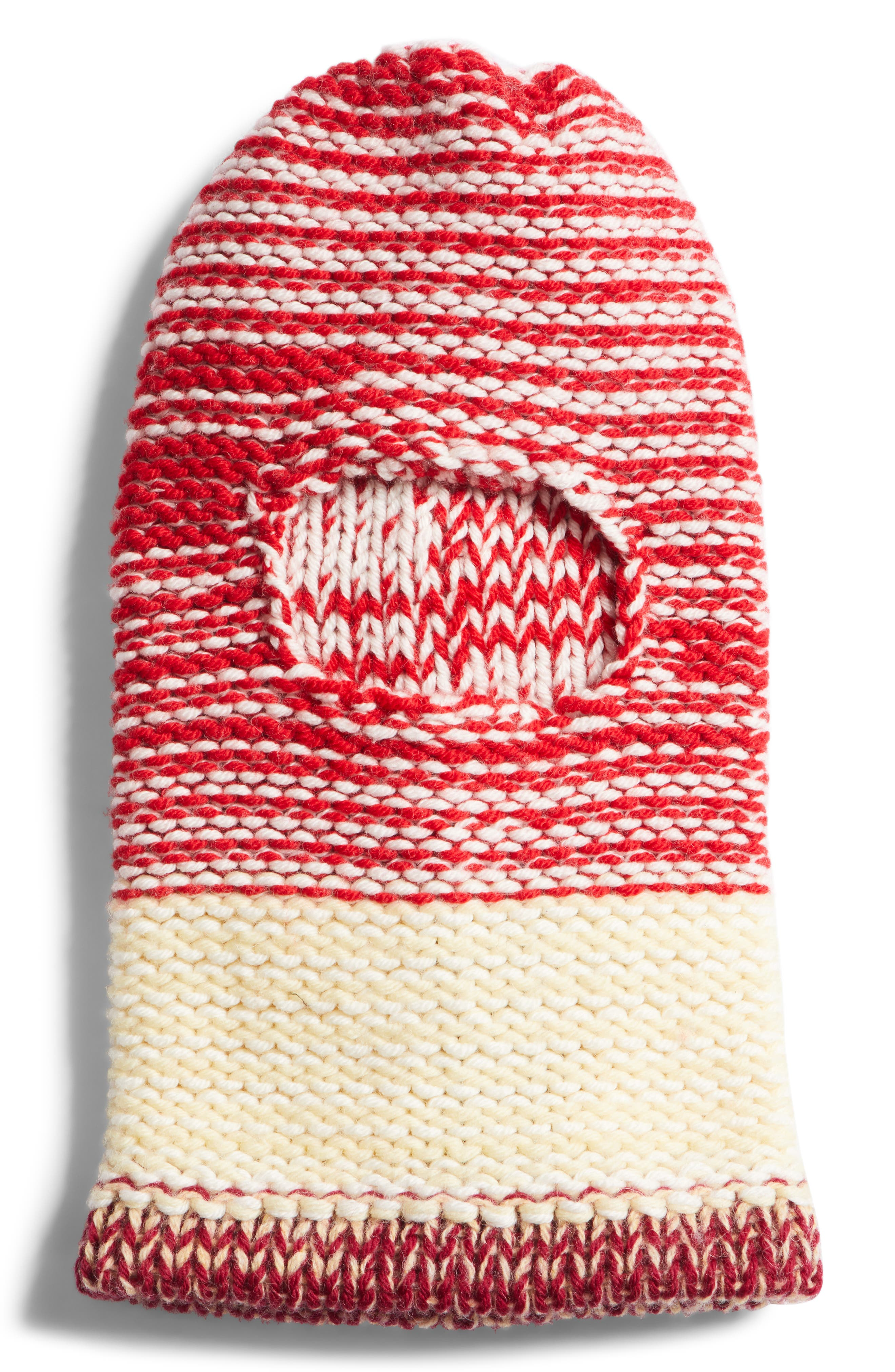Knit Balaclava, Main, color, 738