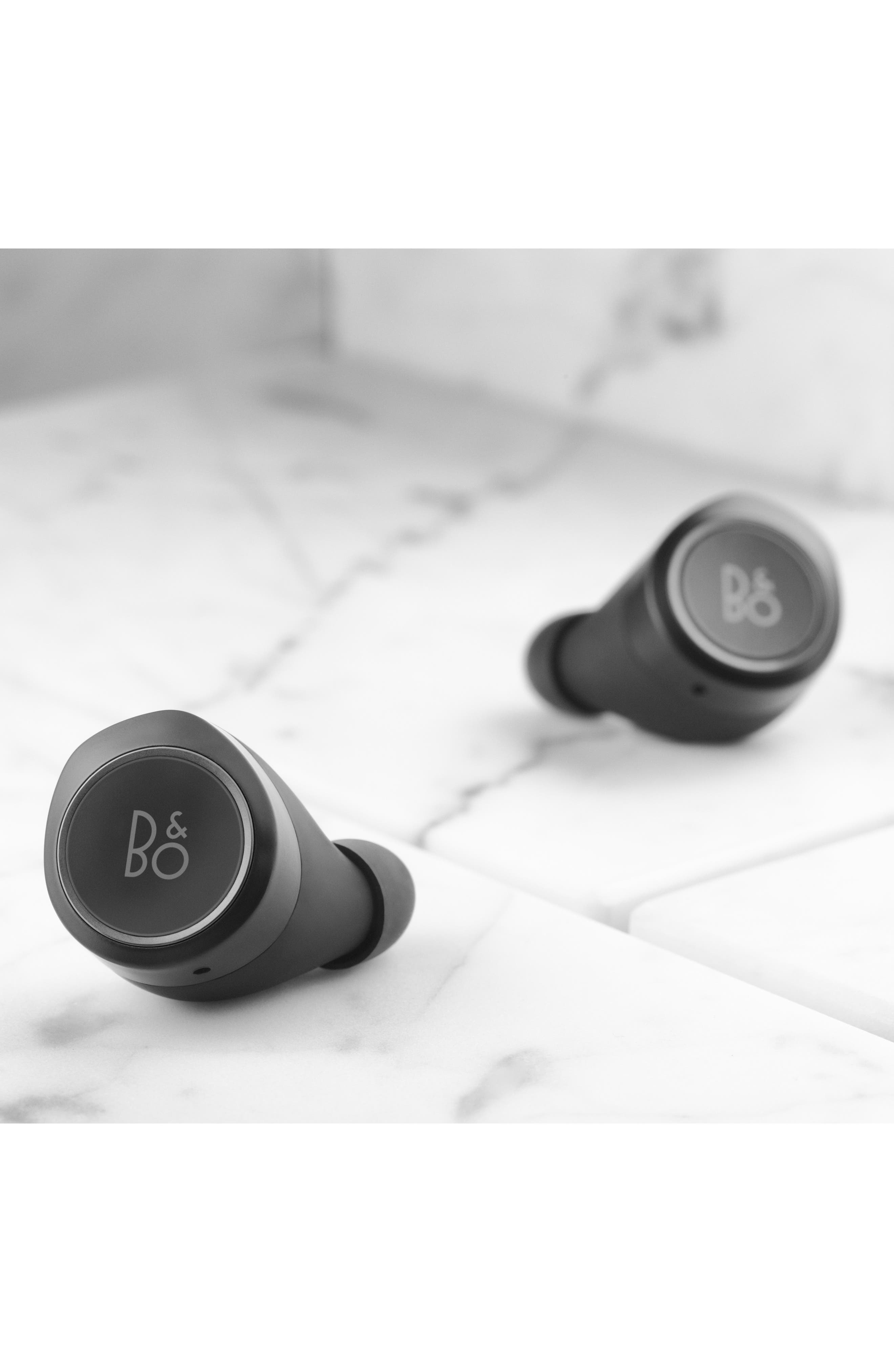 E8 True Wireless Earphones,                             Alternate thumbnail 8, color,                             BLACK