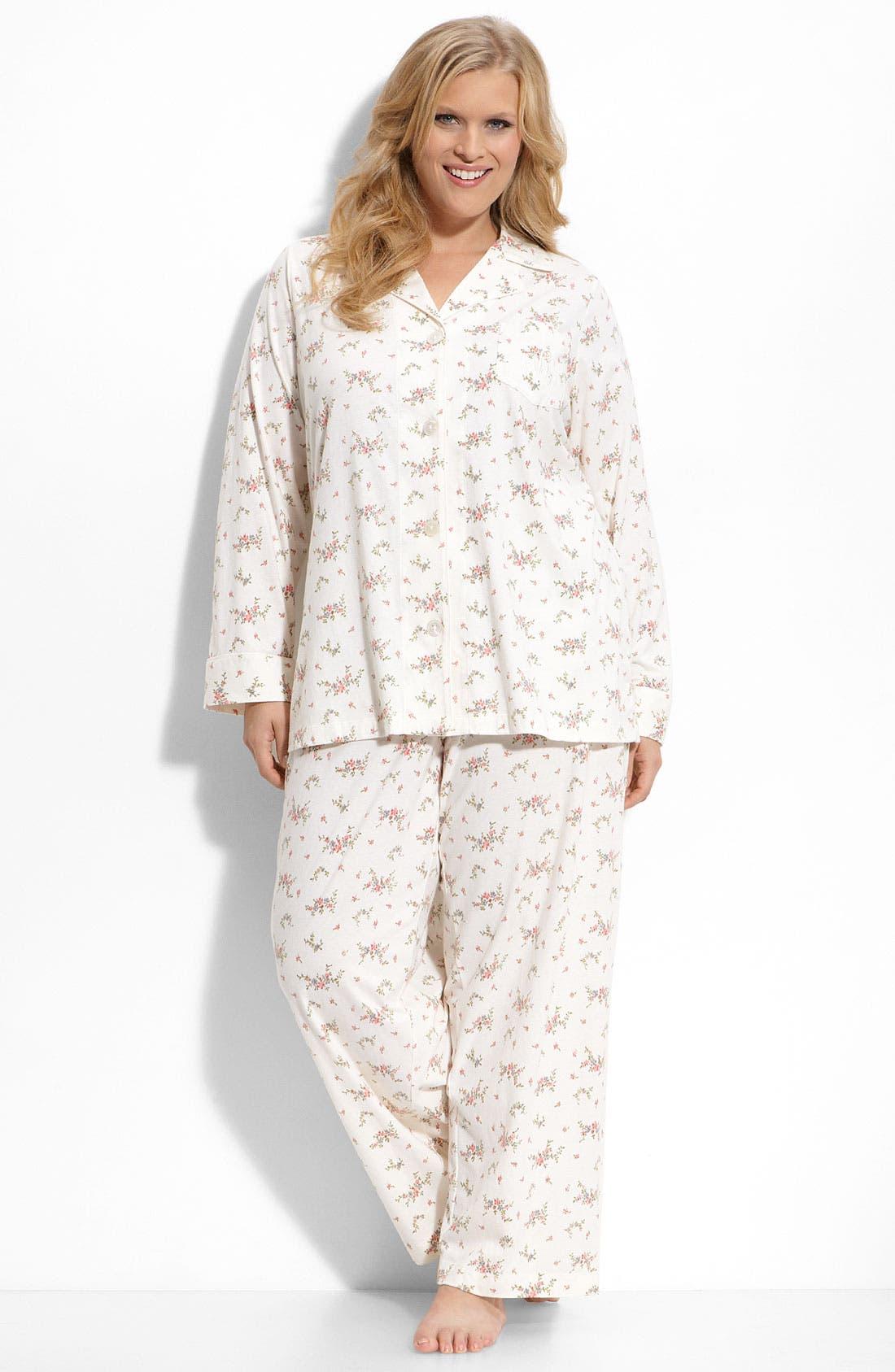 Knit Pajamas,                             Main thumbnail 4, color,
