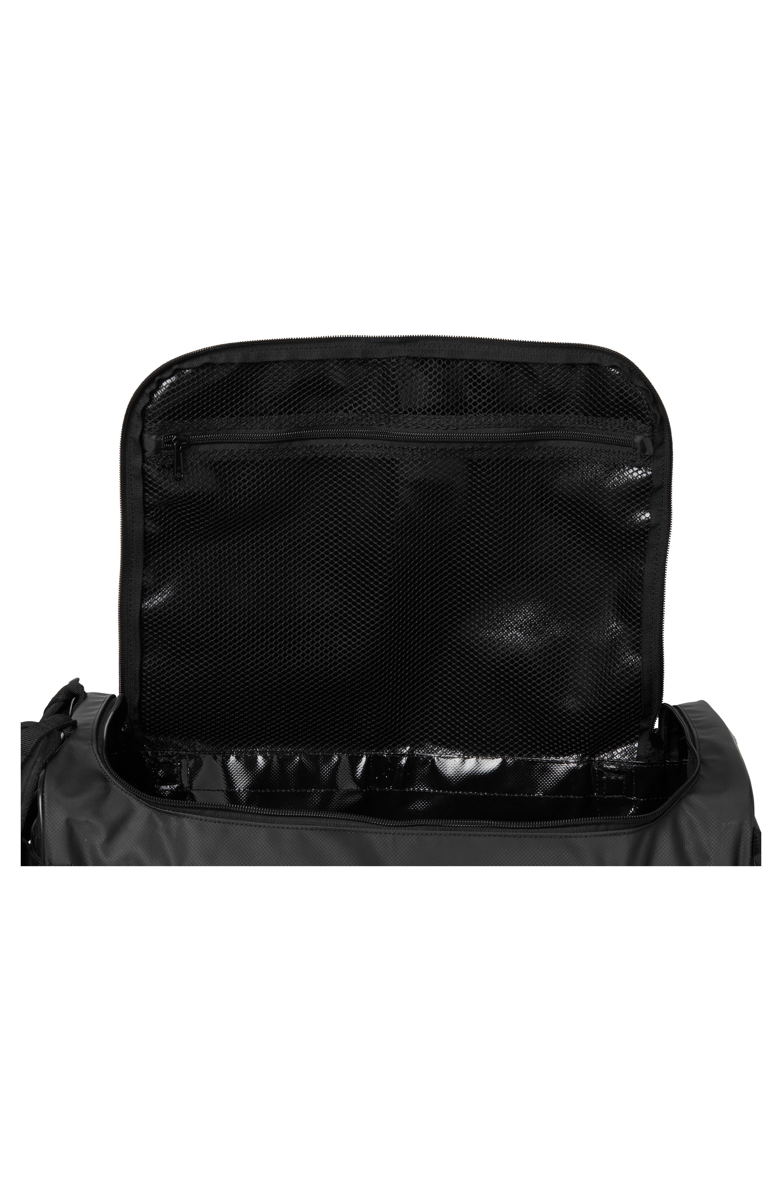 New Classic Extra Small Duffel Bag,                             Alternate thumbnail 2, color,                             BLACK