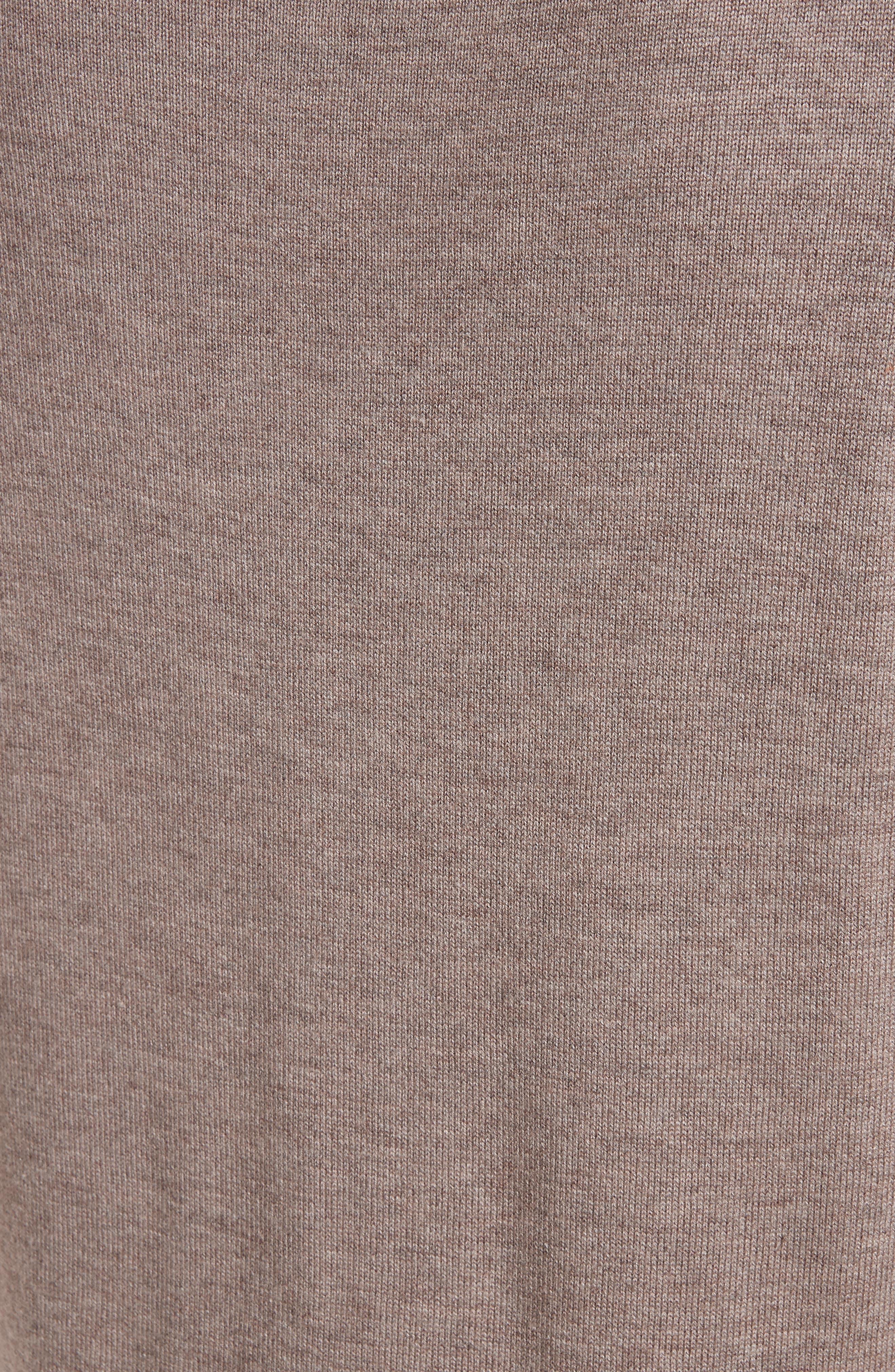 Catriona Wool & Silk Sweater Dress,                             Alternate thumbnail 12, color,