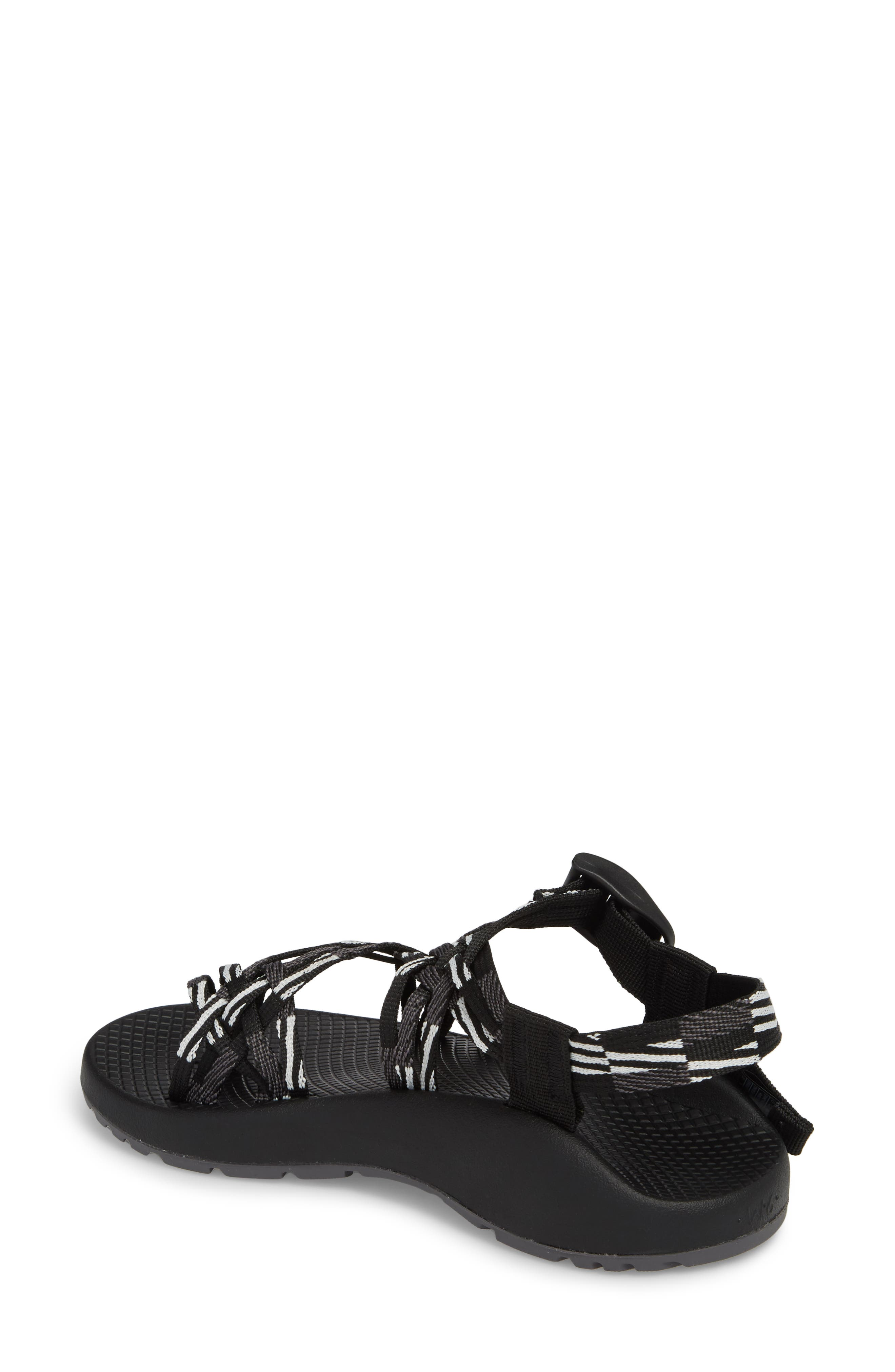 ZX/3<sup>®</sup> Classic Sandal,                             Alternate thumbnail 2, color,                             SCATTER BLACK / WHITE