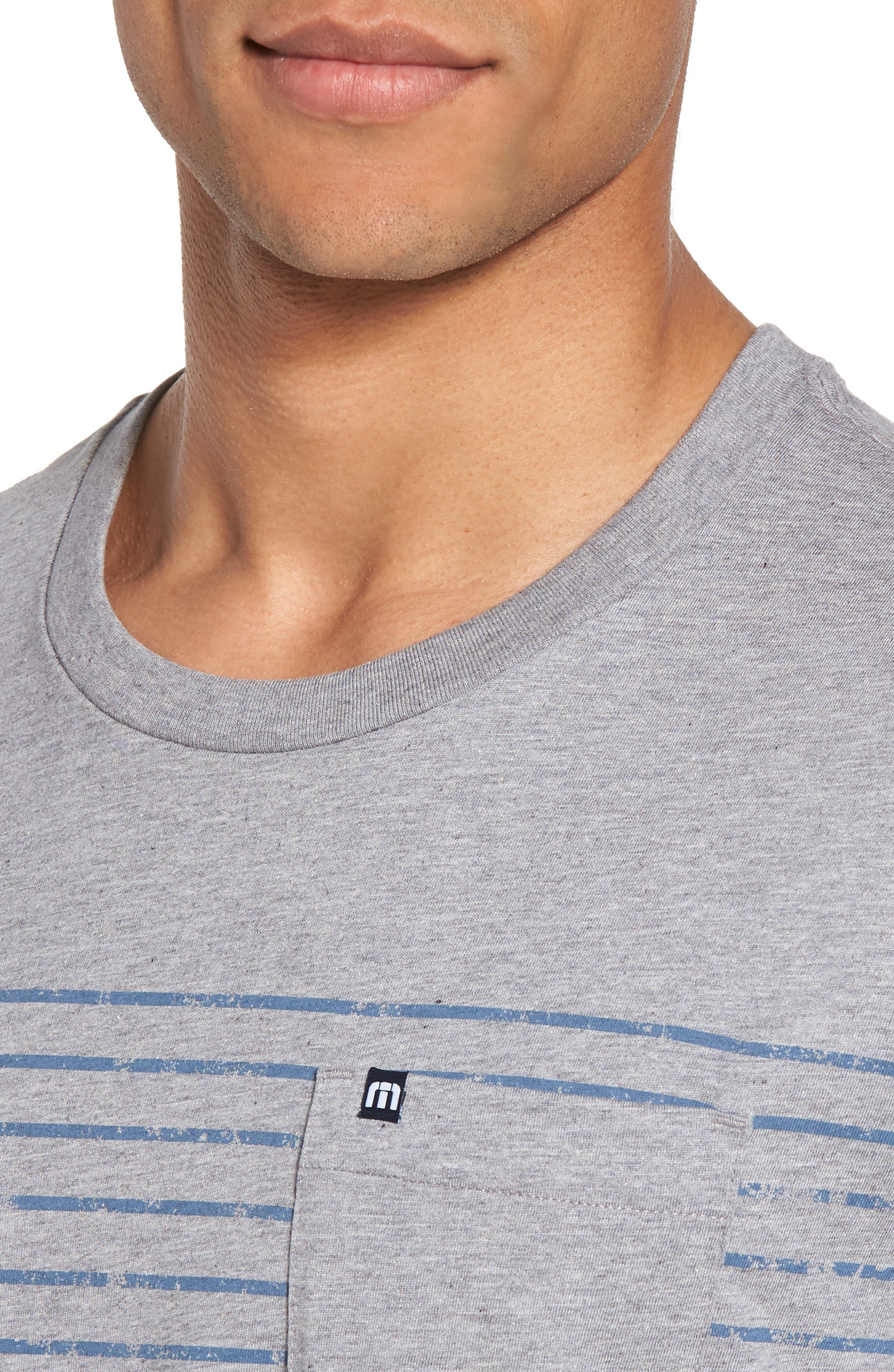 Bogue Pocket T-Shirt,                             Alternate thumbnail 4, color,                             020