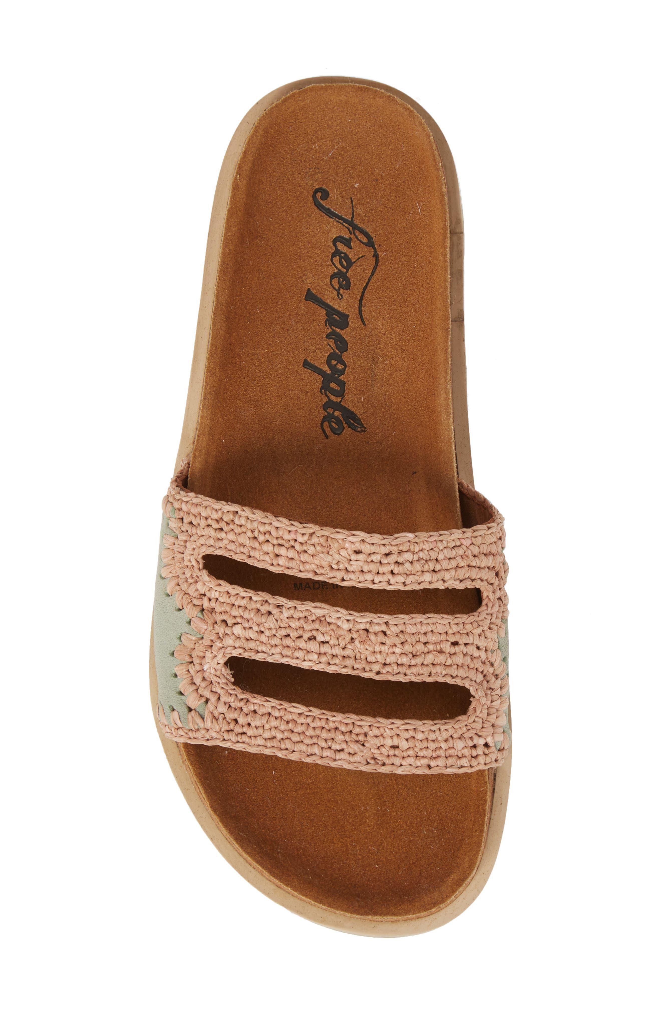 Crete Slide Sandal,                             Alternate thumbnail 10, color,