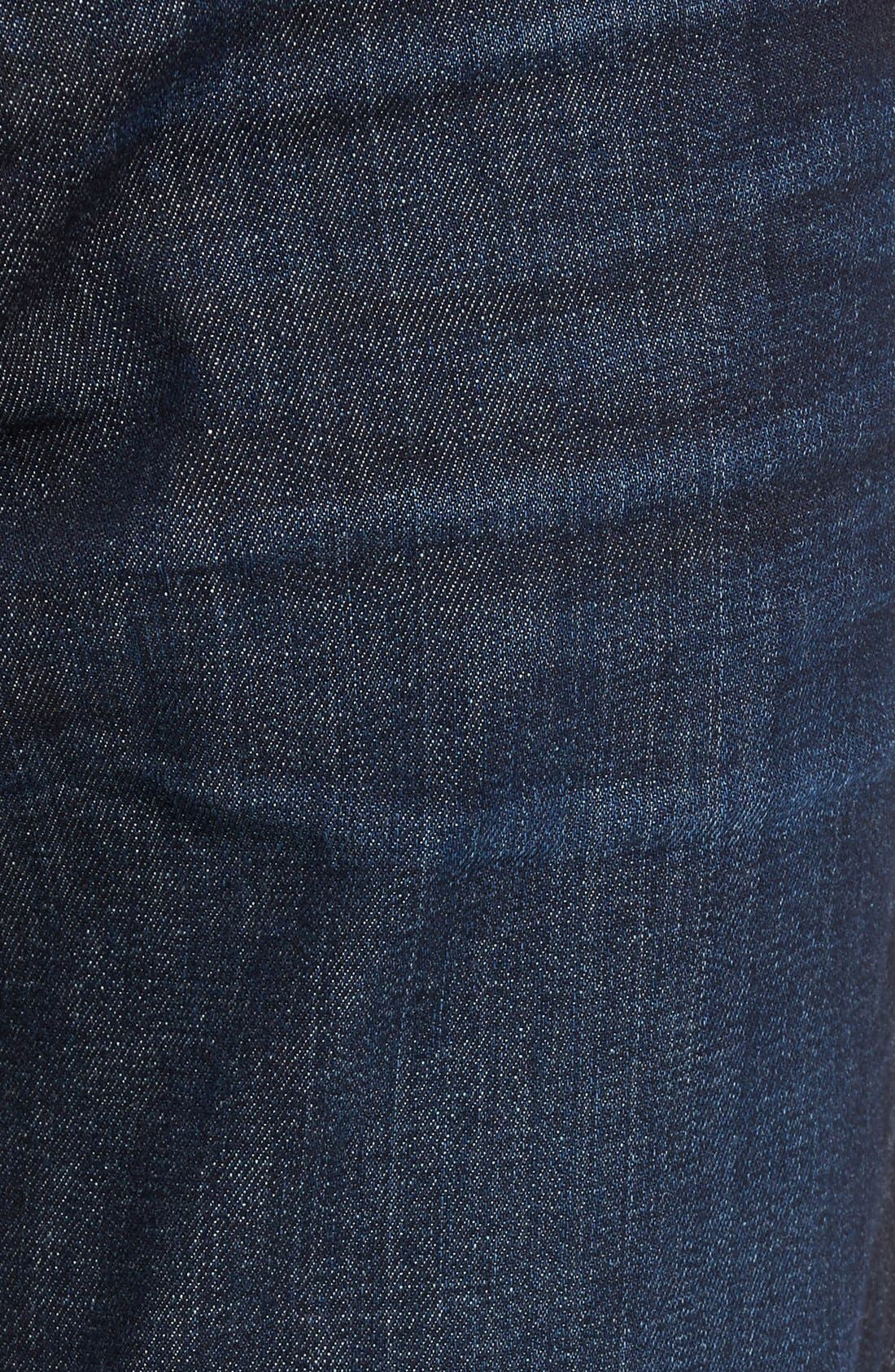 Classic Straight Fit Jeans,                             Alternate thumbnail 10, color,                             TIMOTHY
