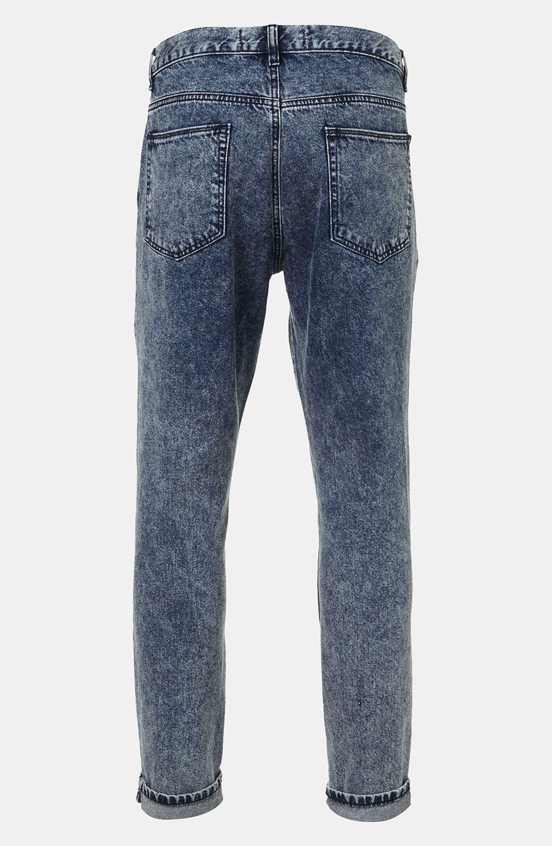Vintage Skinny Jeans,                             Alternate thumbnail 4, color,