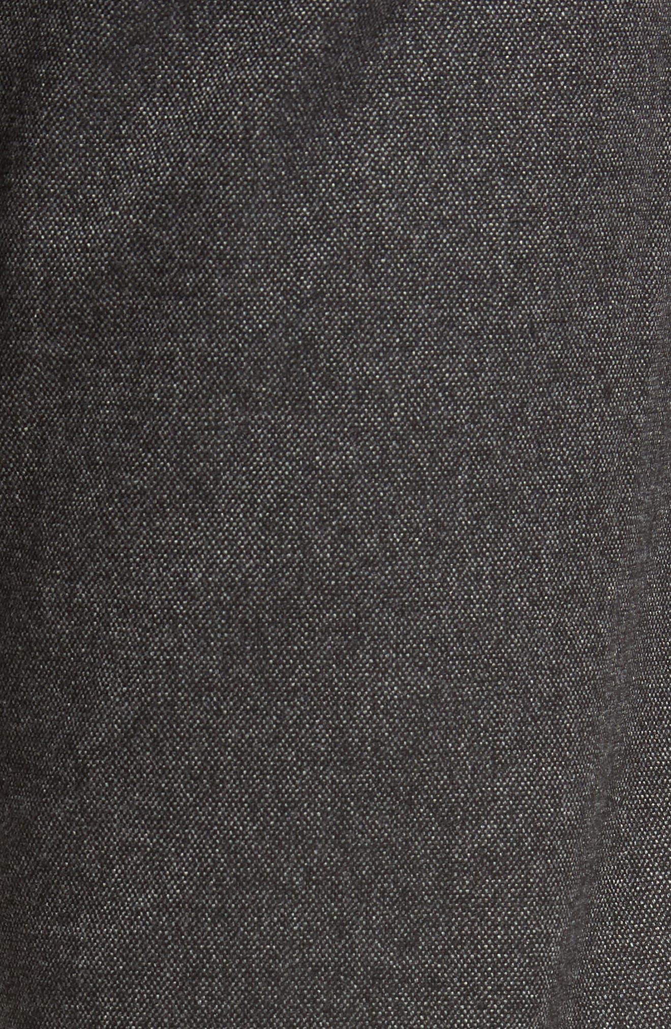 Courage Straight Leg Tweed Pants,                             Alternate thumbnail 5, color,                             020