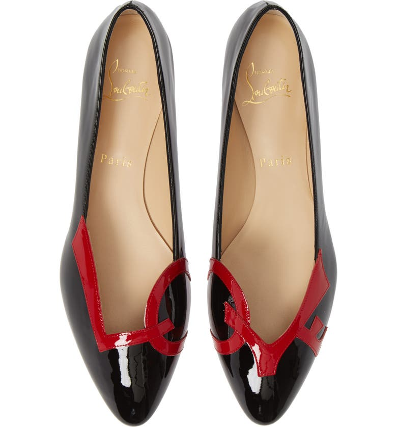 Places to buy  Christian Louboutin Love Ballet Flats (Women) Great buy