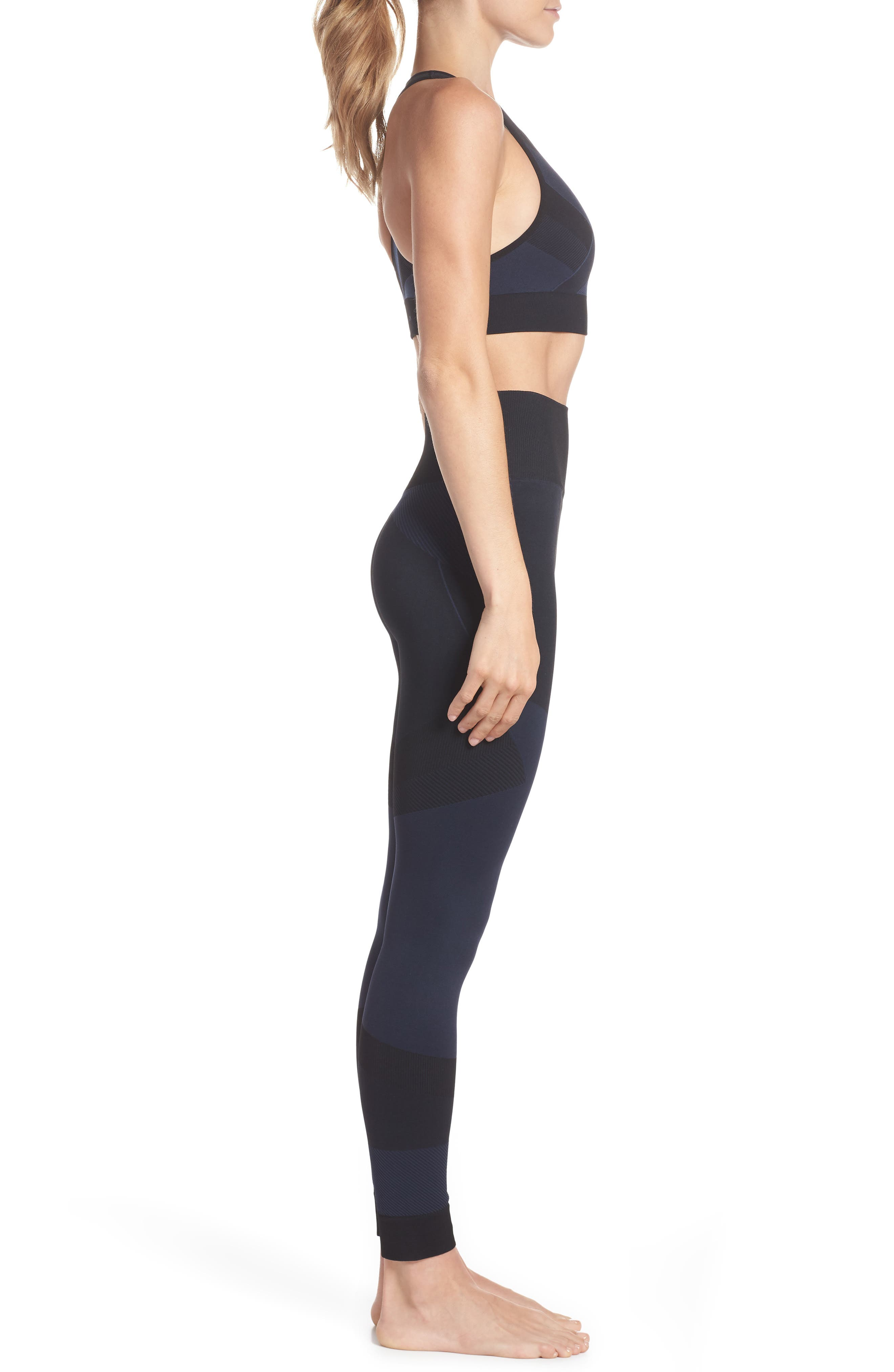 Score High Waist Leggings,                             Alternate thumbnail 10, color,