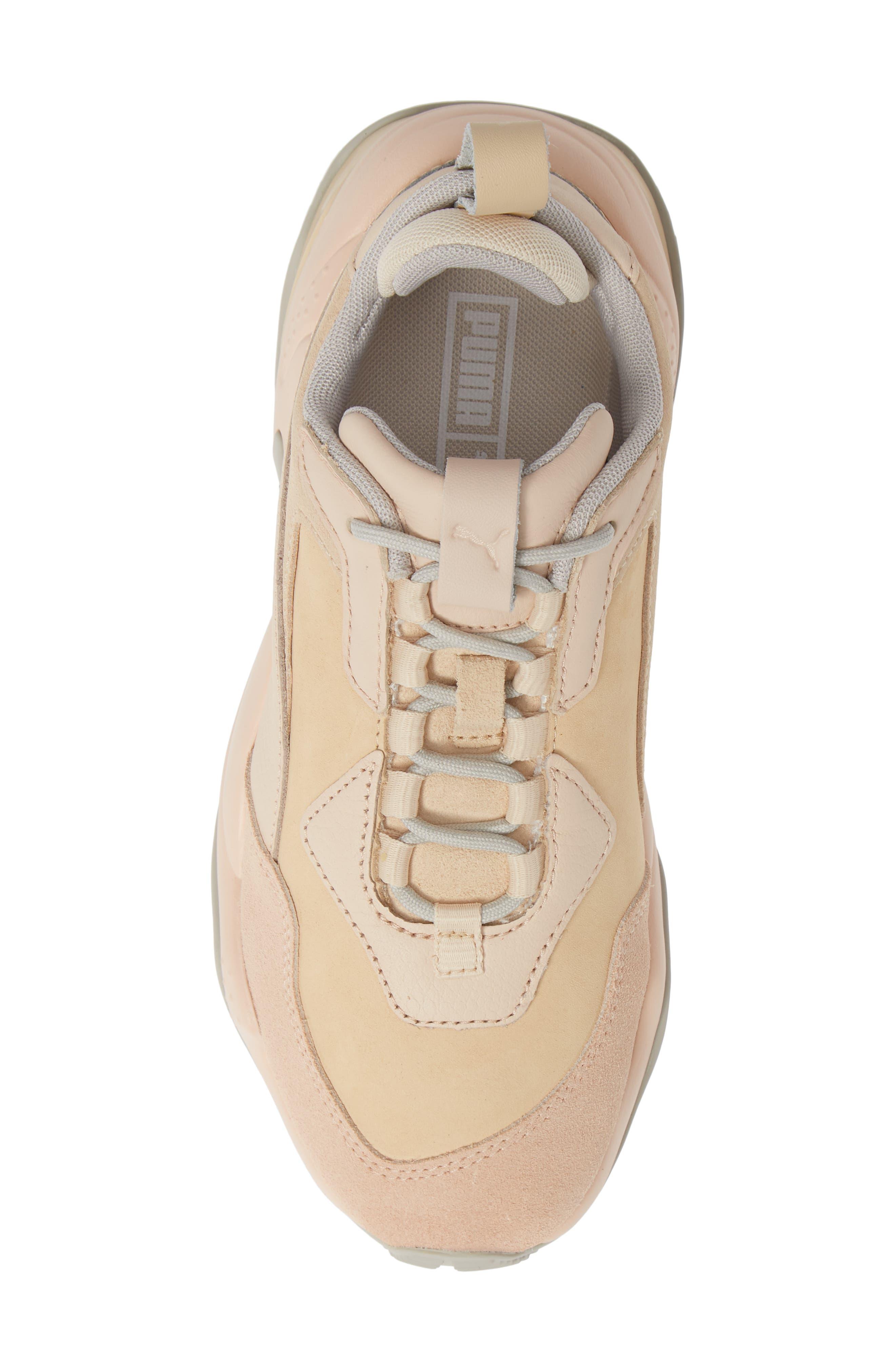 Thunder Desert Sneaker,                             Alternate thumbnail 5, color,                             NATURAL VACHETTA/ CREAM TAN
