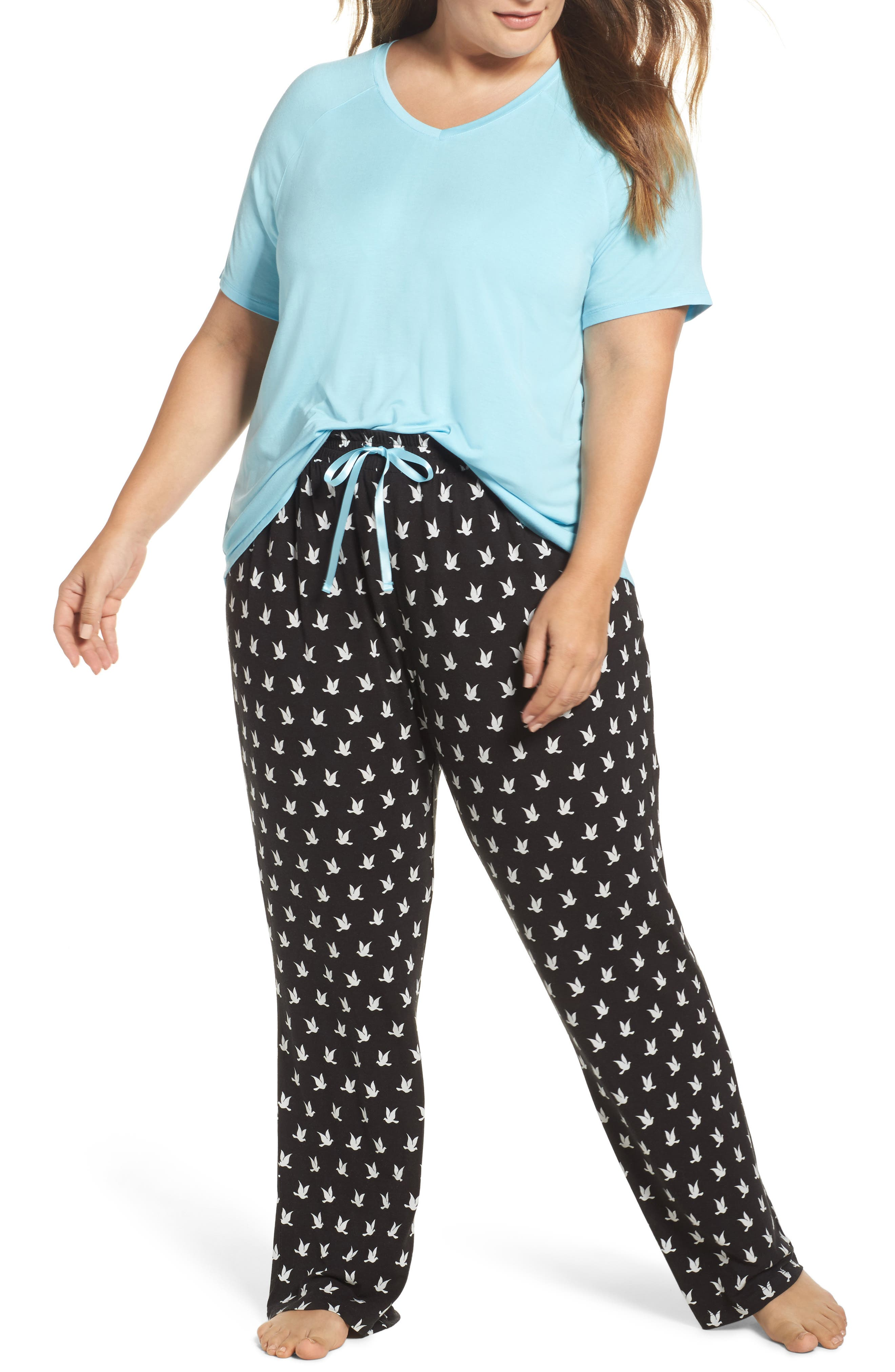 Pajamas,                             Main thumbnail 1, color,                             001
