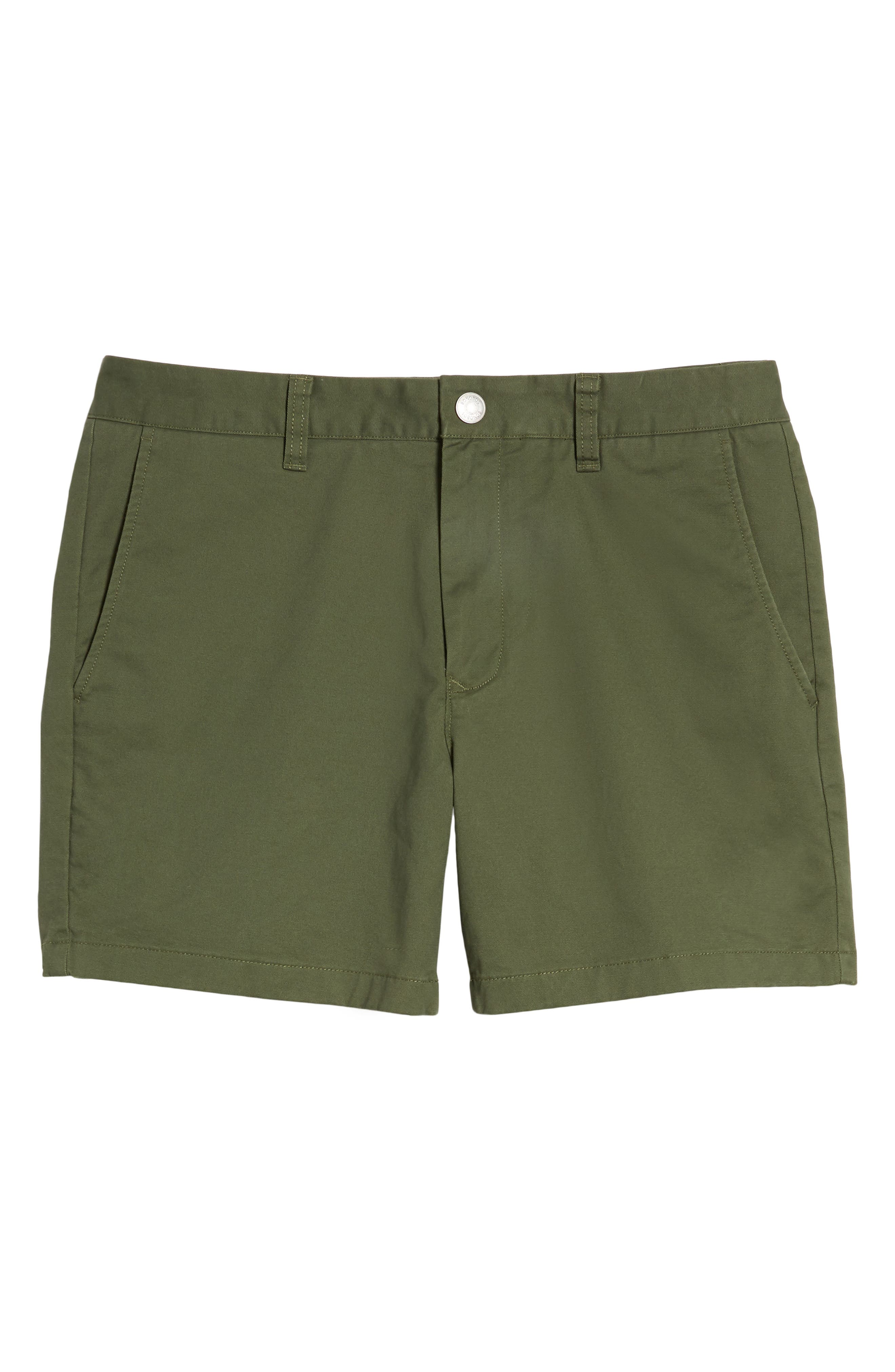 Stretch Washed Chino 5-Inch Shorts,                             Alternate thumbnail 145, color,